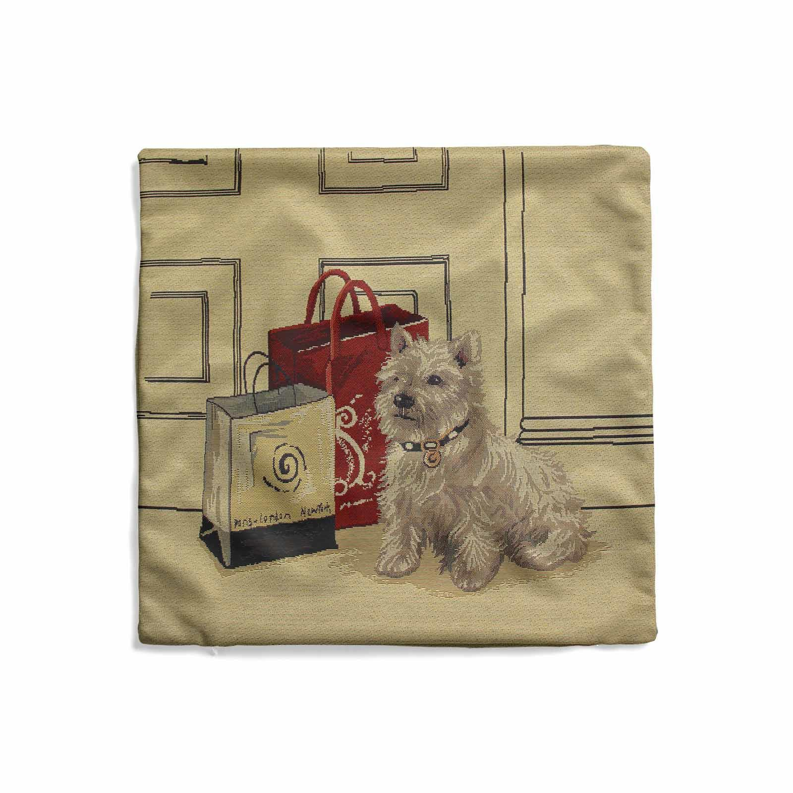 Tapestry-Cushion-Covers-Vintage-Pillow-Cover-Collection-18-034-45cm-Filled-Cushions thumbnail 170