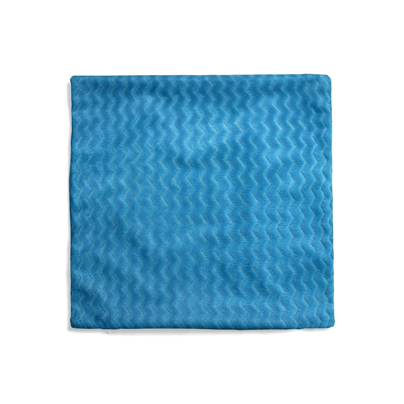 Teal-Blue-Duck-Egg-Cushion-Covers-18-034-x18-034-45cm-x-45cm-Luxury-Cover thumbnail 34