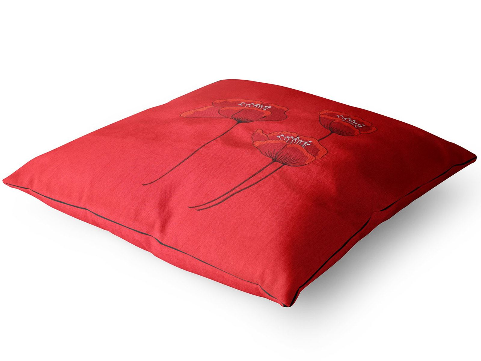 Vino-Tinto-Cushion-Covers-Coleccion-17-034-18-034-43cm-45cm-Cubierta miniatura 32