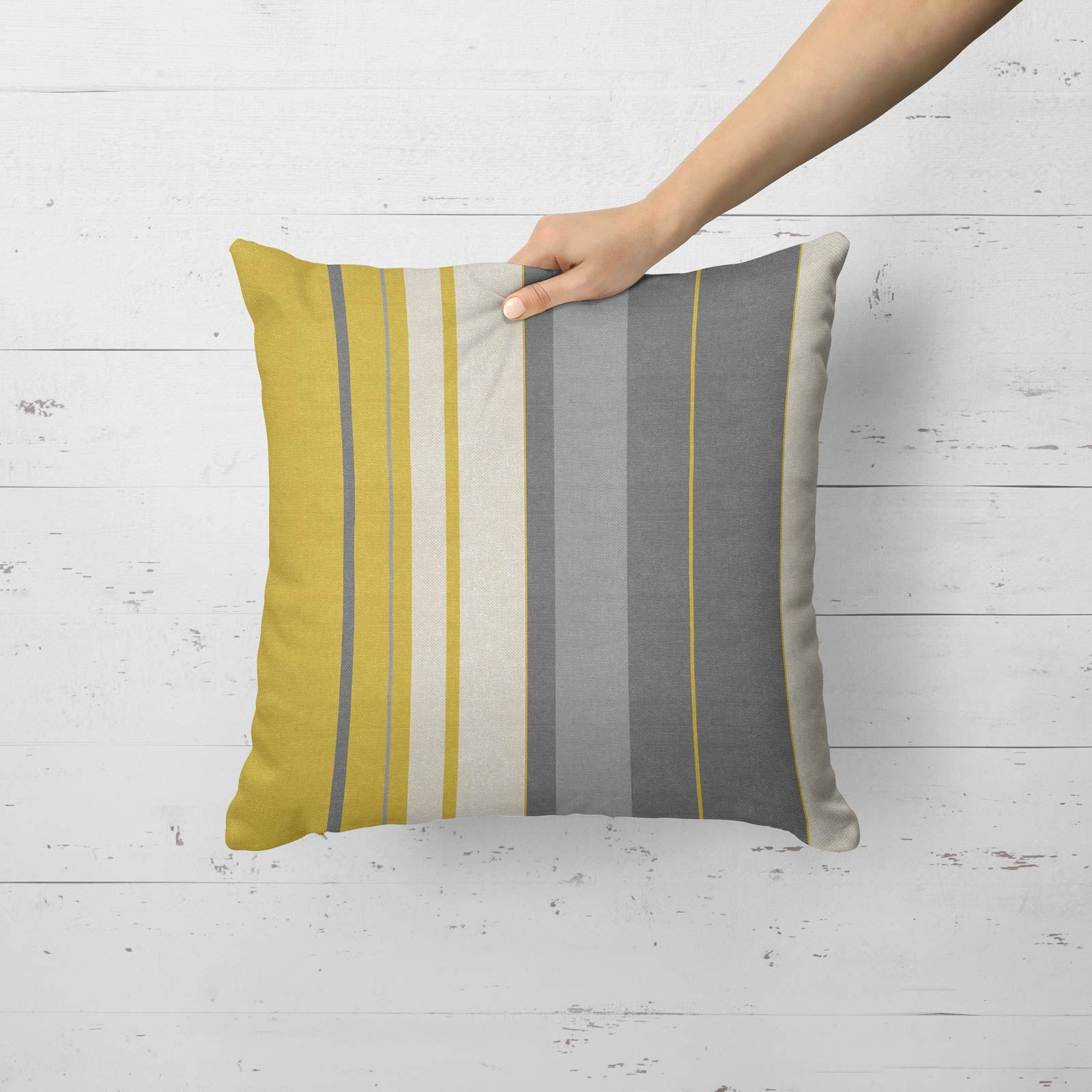 Grey-Ochre-Mustard-Cushion-Cover-Collection-17-034-18-034-Covers-Filled-Cushions thumbnail 102