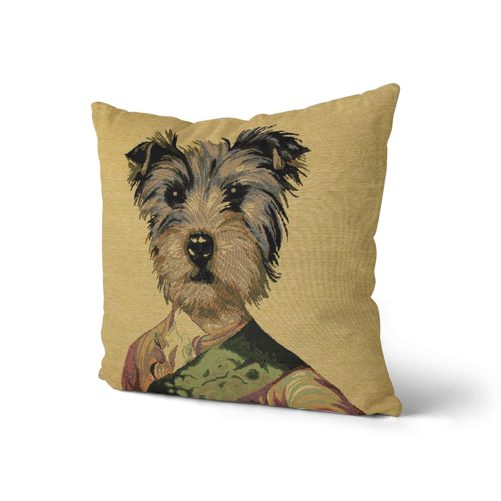 Tapestry-Cushion-Covers-Vintage-Pillow-Cover-Collection-18-034-45cm-Filled-Cushions thumbnail 29
