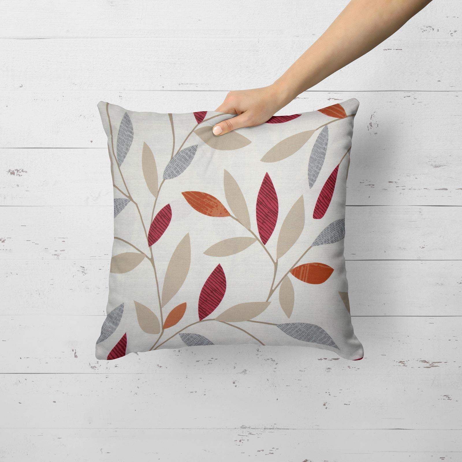 Vino-Tinto-Cushion-Covers-Coleccion-17-034-18-034-43cm-45cm-Cubierta miniatura 47