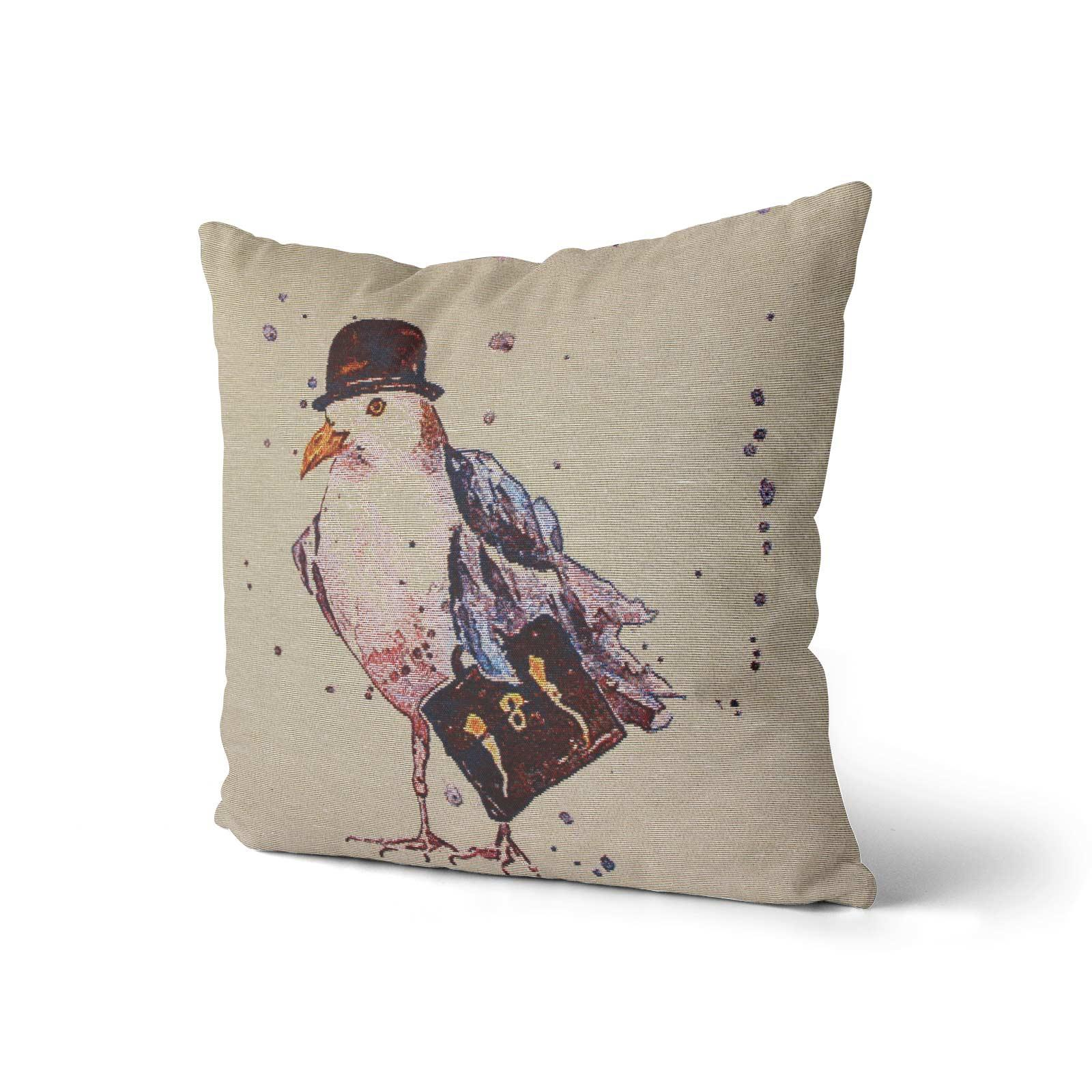 Tapestry-Cushion-Covers-Vintage-Pillow-Cover-Collection-18-034-45cm-Filled-Cushions thumbnail 140