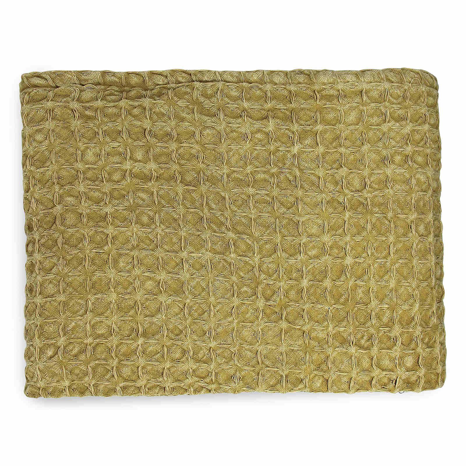 Oregon-Stonewash-Waffle-Throw-Modern-Distressed-Sofa-Bed-Blankets-100-Cotton thumbnail 17