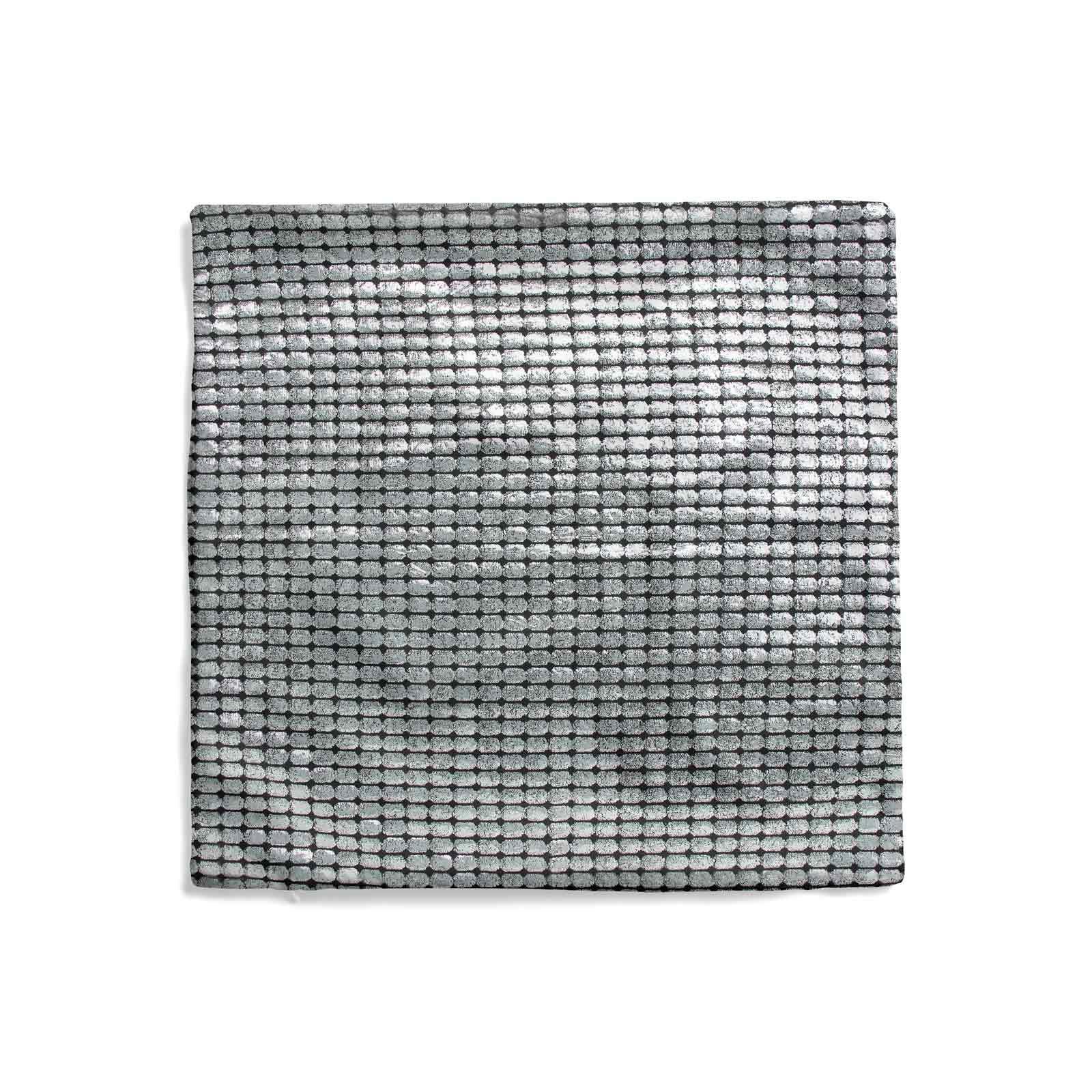 Impresion-de-lamina-metalica-Moderno-Funda-De-Cojin-Almohadon-cubiertas-de-cojines-18-034-X-18-034 miniatura 22
