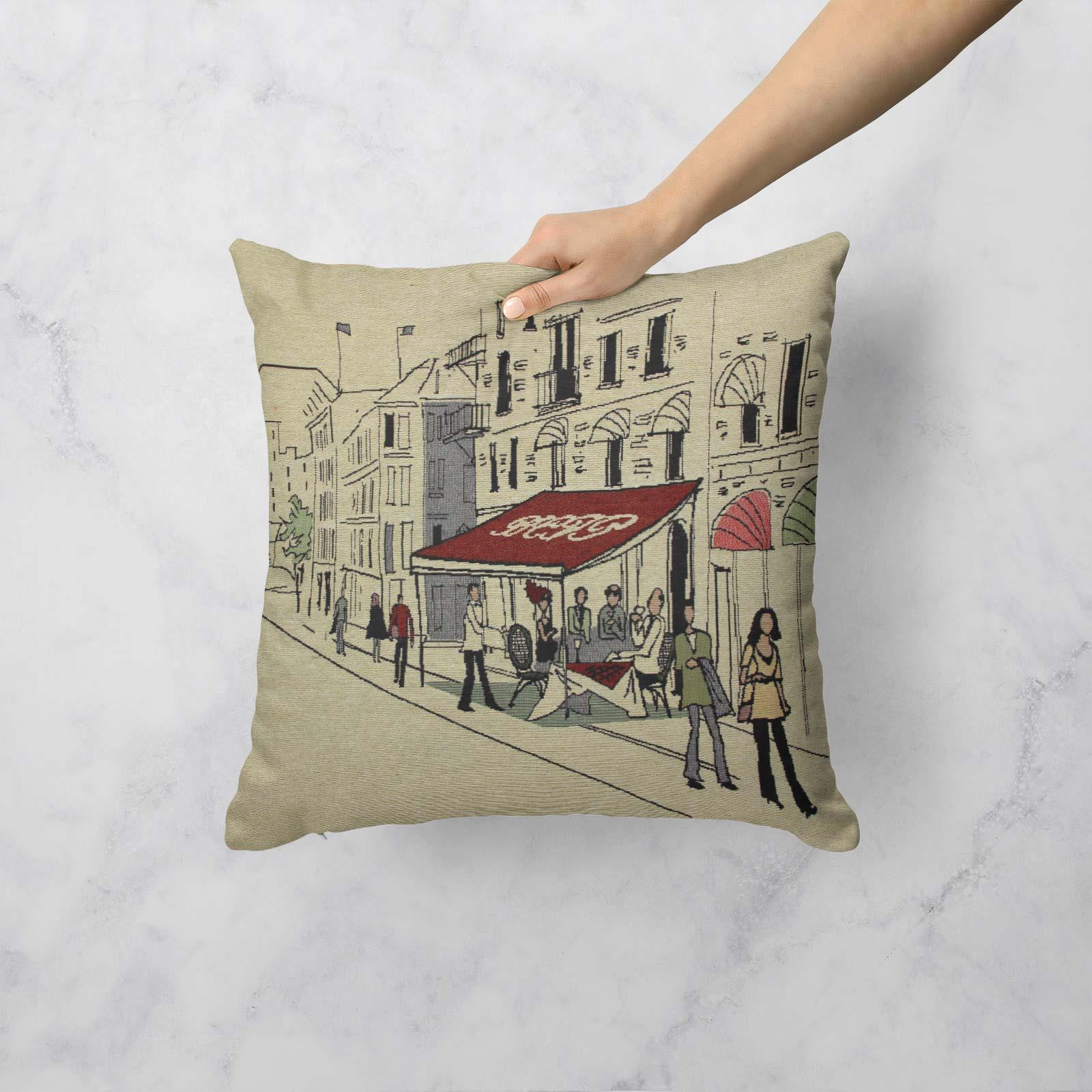 Tapestry-Cushion-Covers-Vintage-Pillow-Cover-Collection-18-034-45cm-Filled-Cushions thumbnail 202