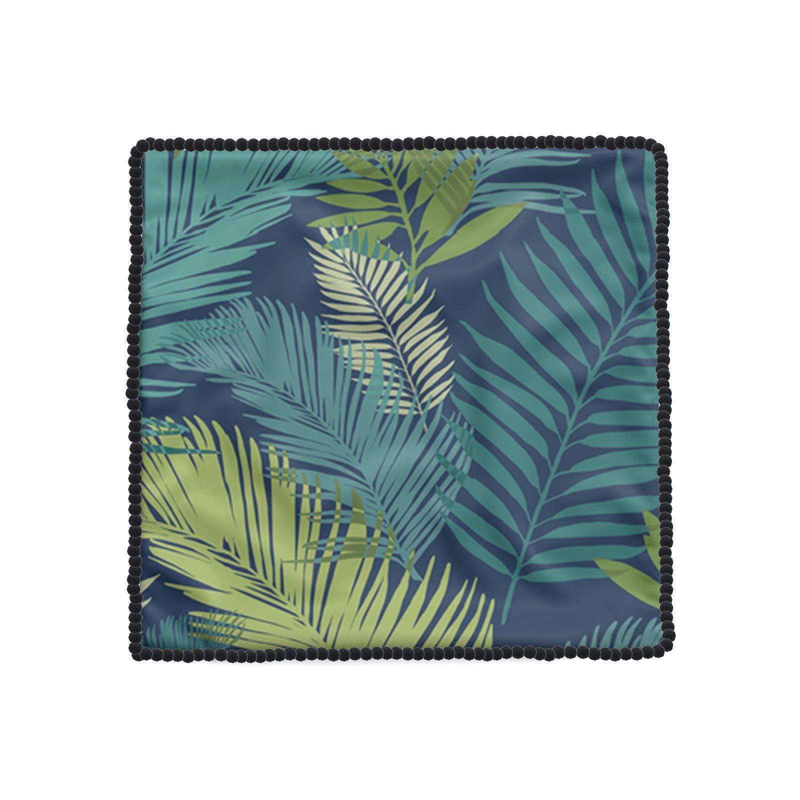 Teal-Blue-Duck-Egg-Cushion-Covers-18-034-x18-034-45cm-x-45cm-Luxury-Cover thumbnail 4