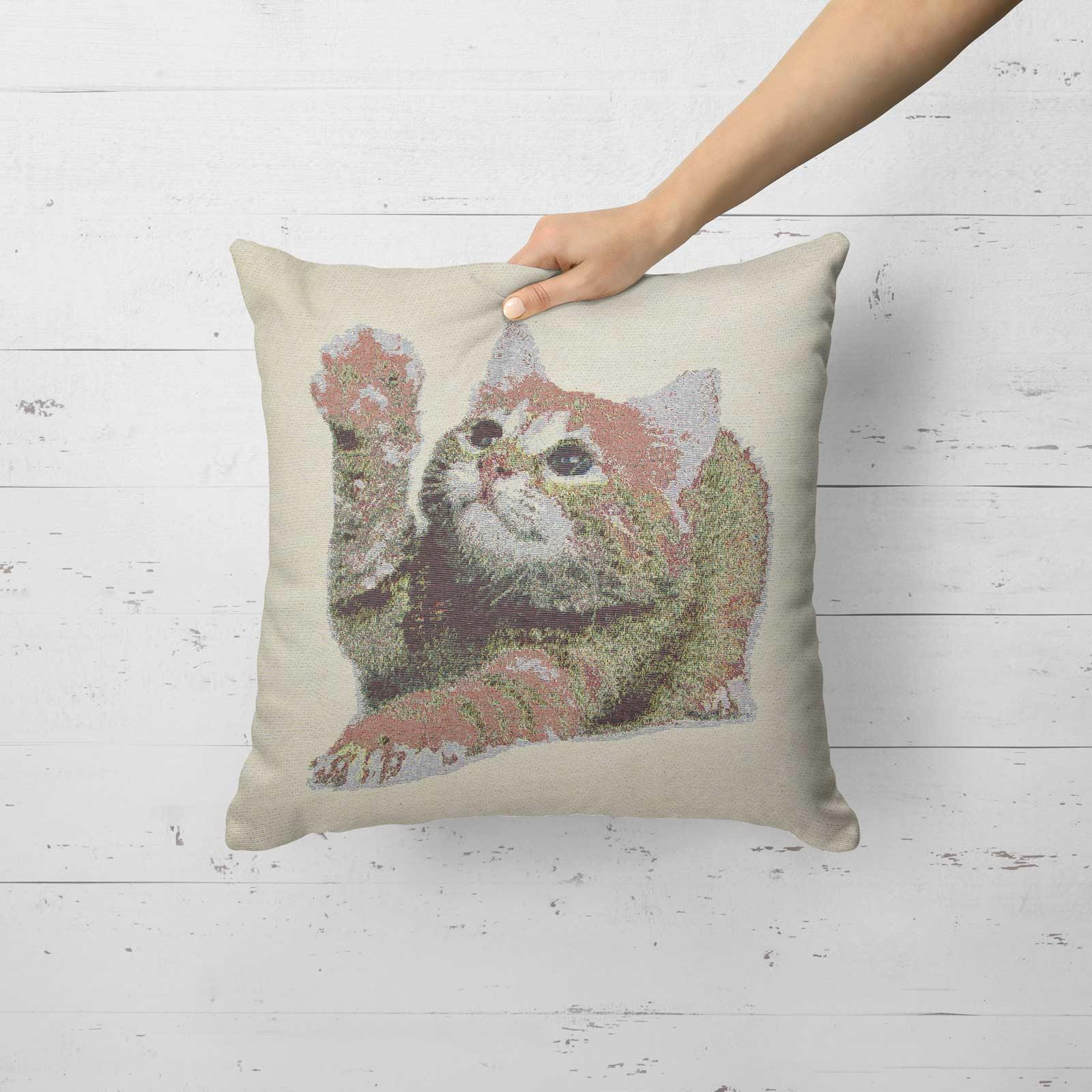 Tapestry-Cushion-Covers-Vintage-Pillow-Cover-Collection-18-034-45cm-Filled-Cushions thumbnail 95