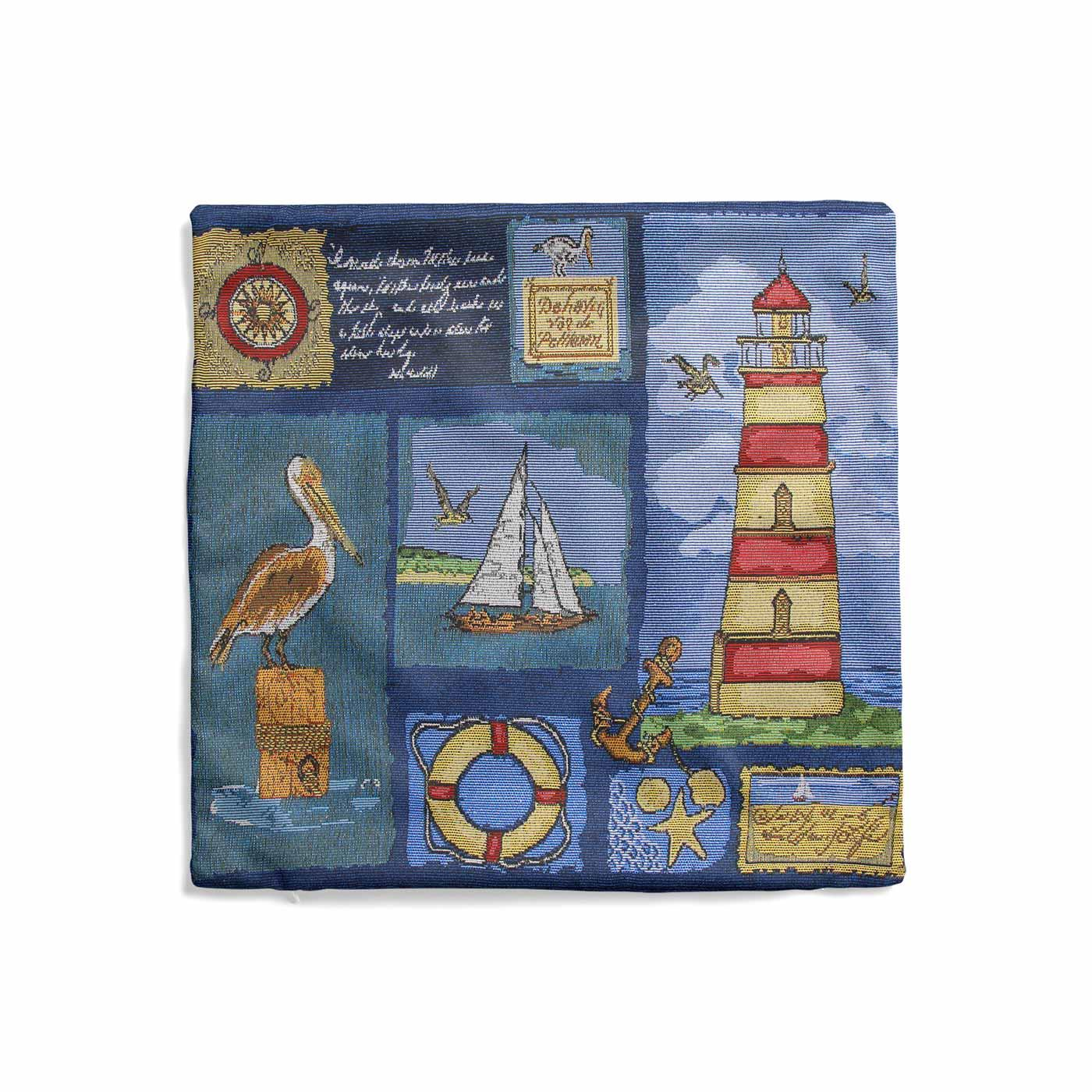 Tapestry-Cushion-Covers-Vintage-Pillow-Cover-Collection-18-034-45cm-Filled-Cushions thumbnail 164