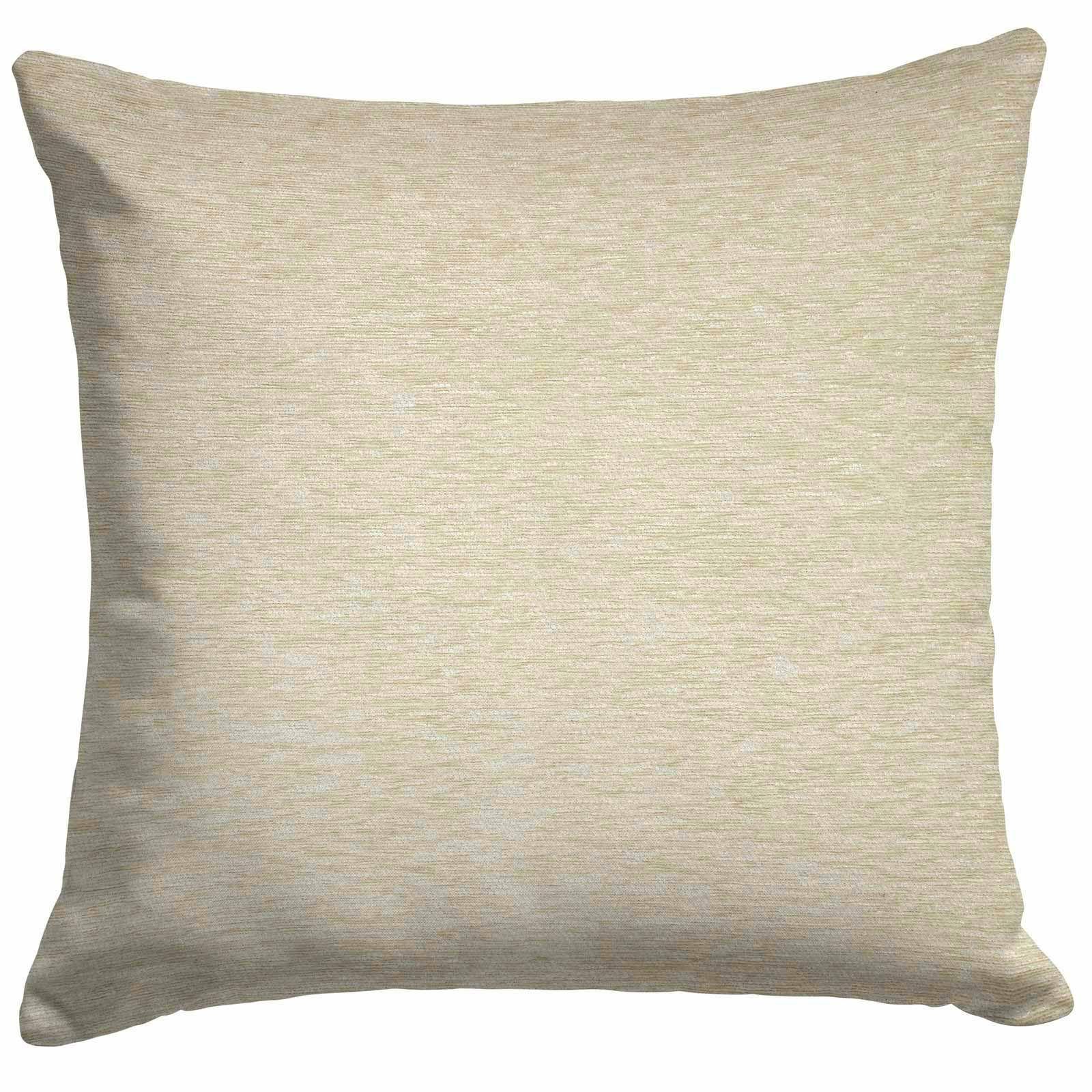 Set-of-2-Chenille-Cushion-Covers-Luxury-Plain-Cushions-Cover-Pairs-18-034-x-18-034 thumbnail 35