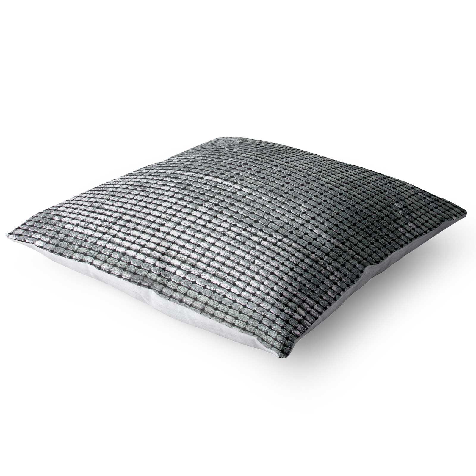 Impresion-de-lamina-metalica-Moderno-Funda-De-Cojin-Almohadon-cubiertas-de-cojines-18-034-X-18-034 miniatura 21