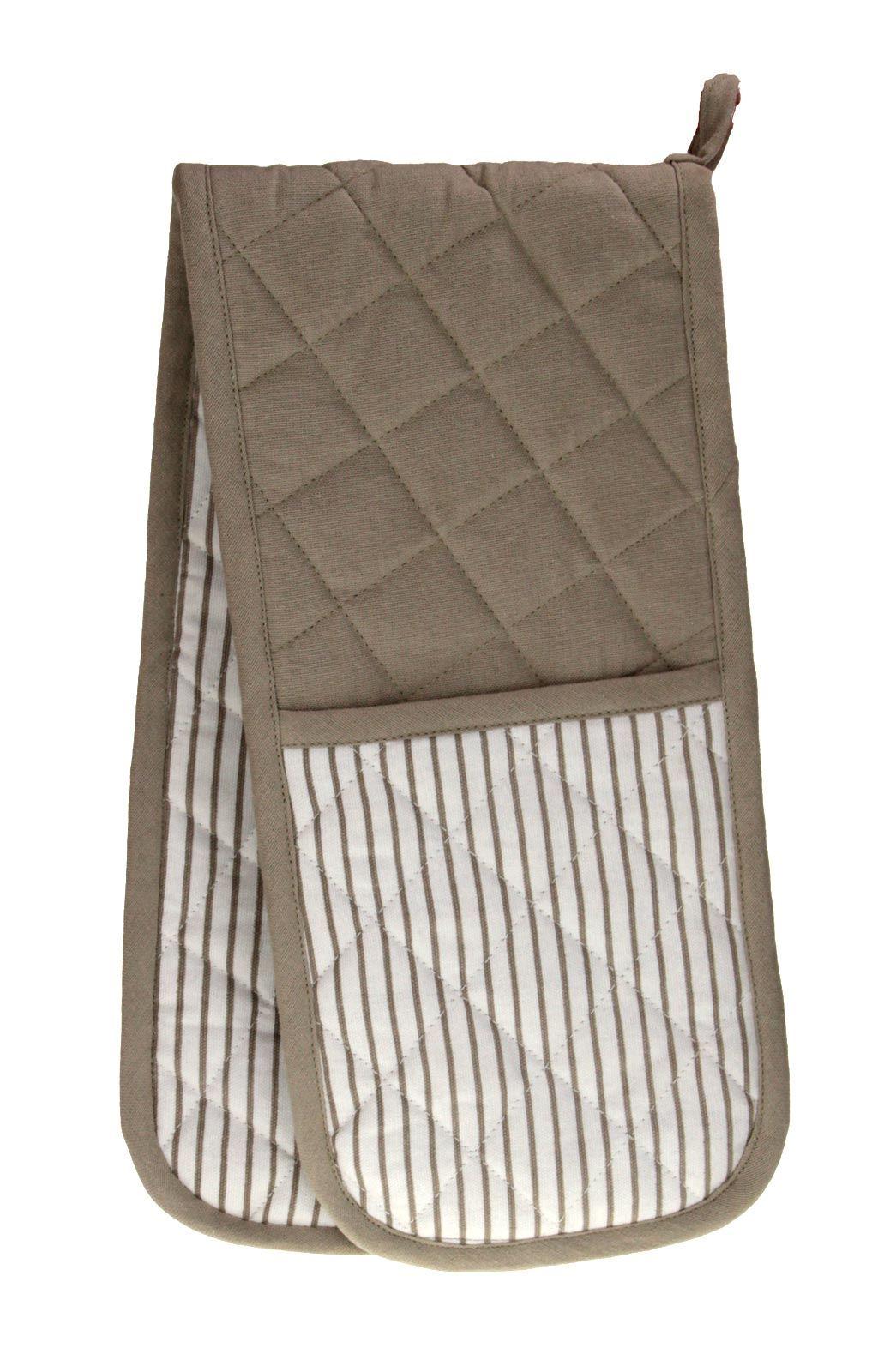 Four-Double-Gants-100-Resistant-a-La-Chaleur-Coton-Rembourre-maniques miniature 40