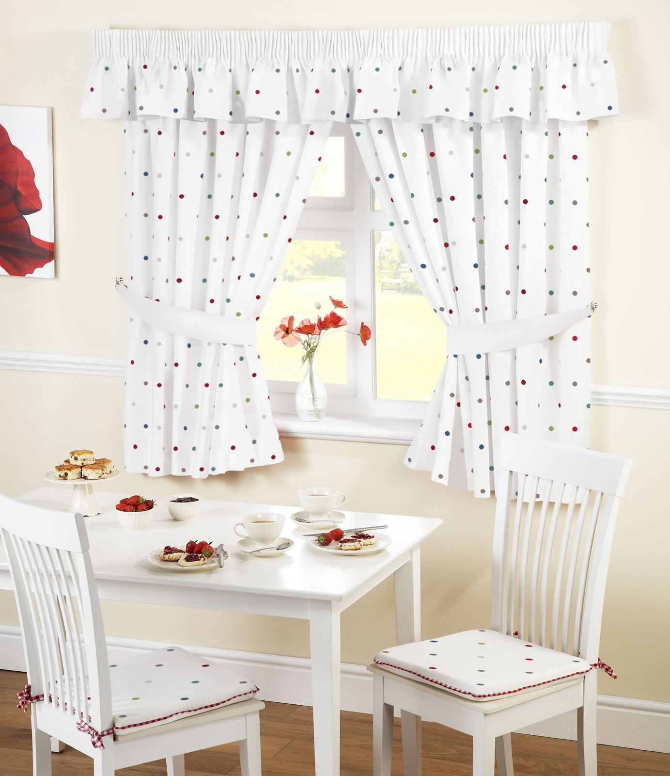 Curtain Designs For Kitchen Windows: Ready Made Kitchen Window Curtains