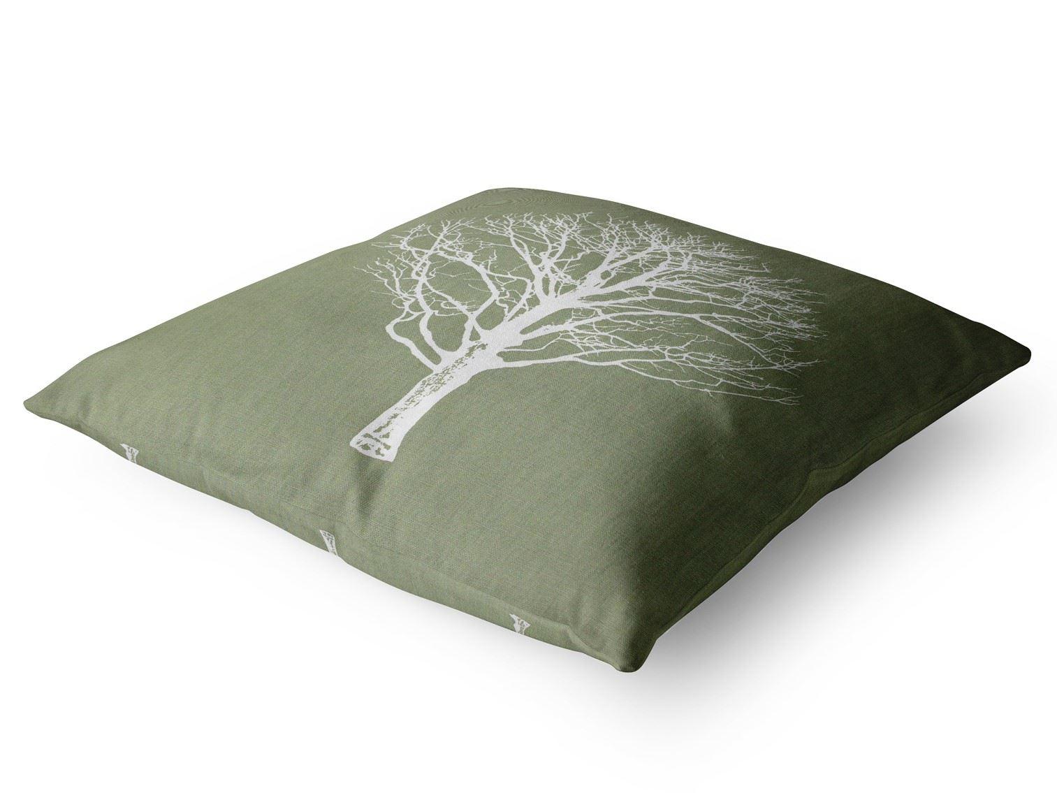 Woodland-Trees-Cushion-Cover-Modern-Reversible-Tree-Print-Covers-17-034-x-17-034 thumbnail 25