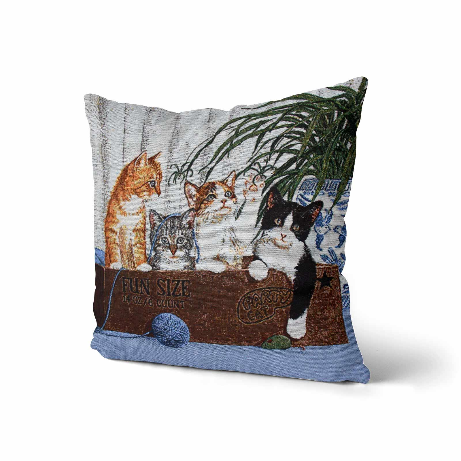 Tapestry-Cushion-Covers-Vintage-Pillow-Cover-Collection-18-034-45cm-Filled-Cushions thumbnail 99