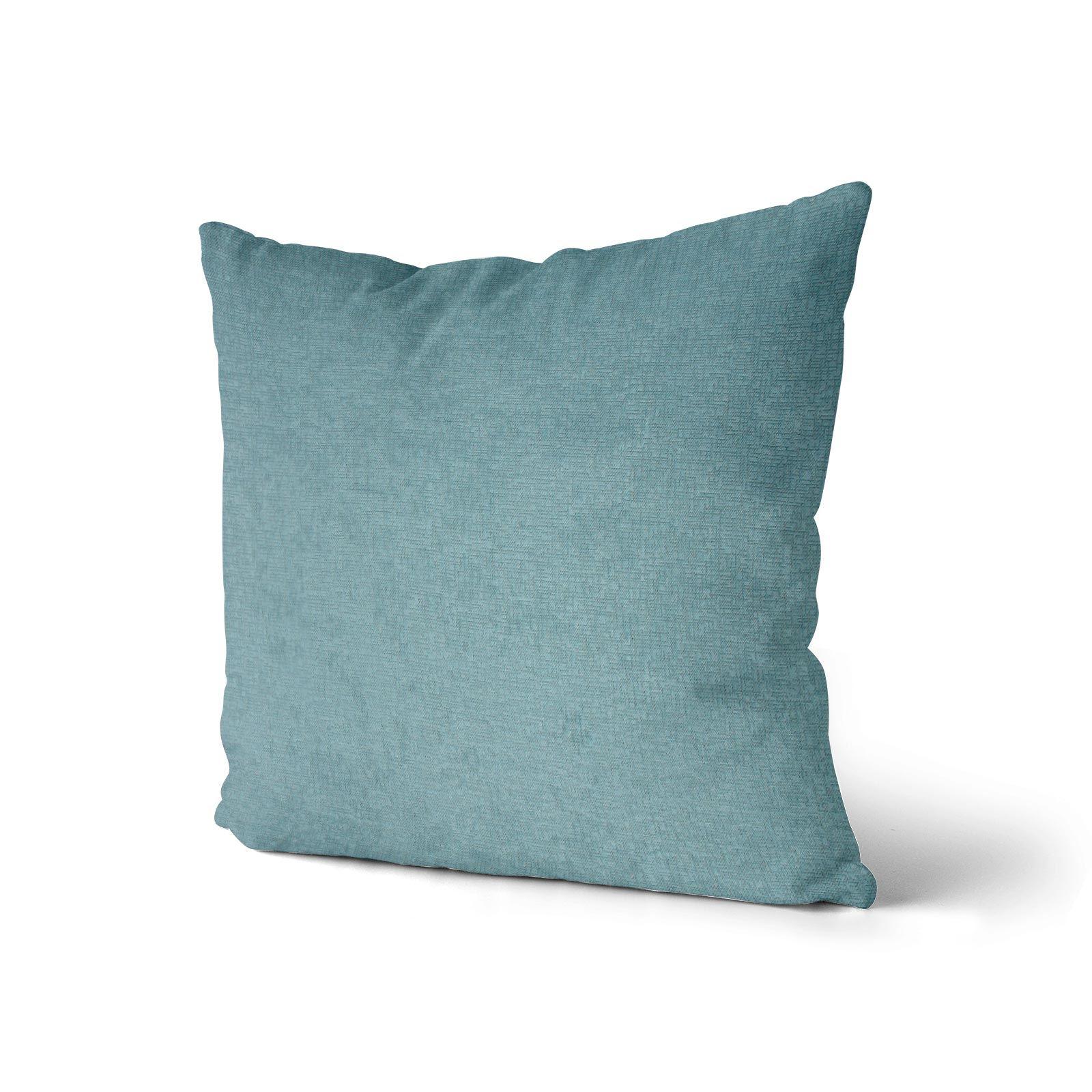 Teal-Blue-Duck-Egg-Cushion-Covers-18-034-x18-034-45cm-x-45cm-Luxury-Cover thumbnail 11