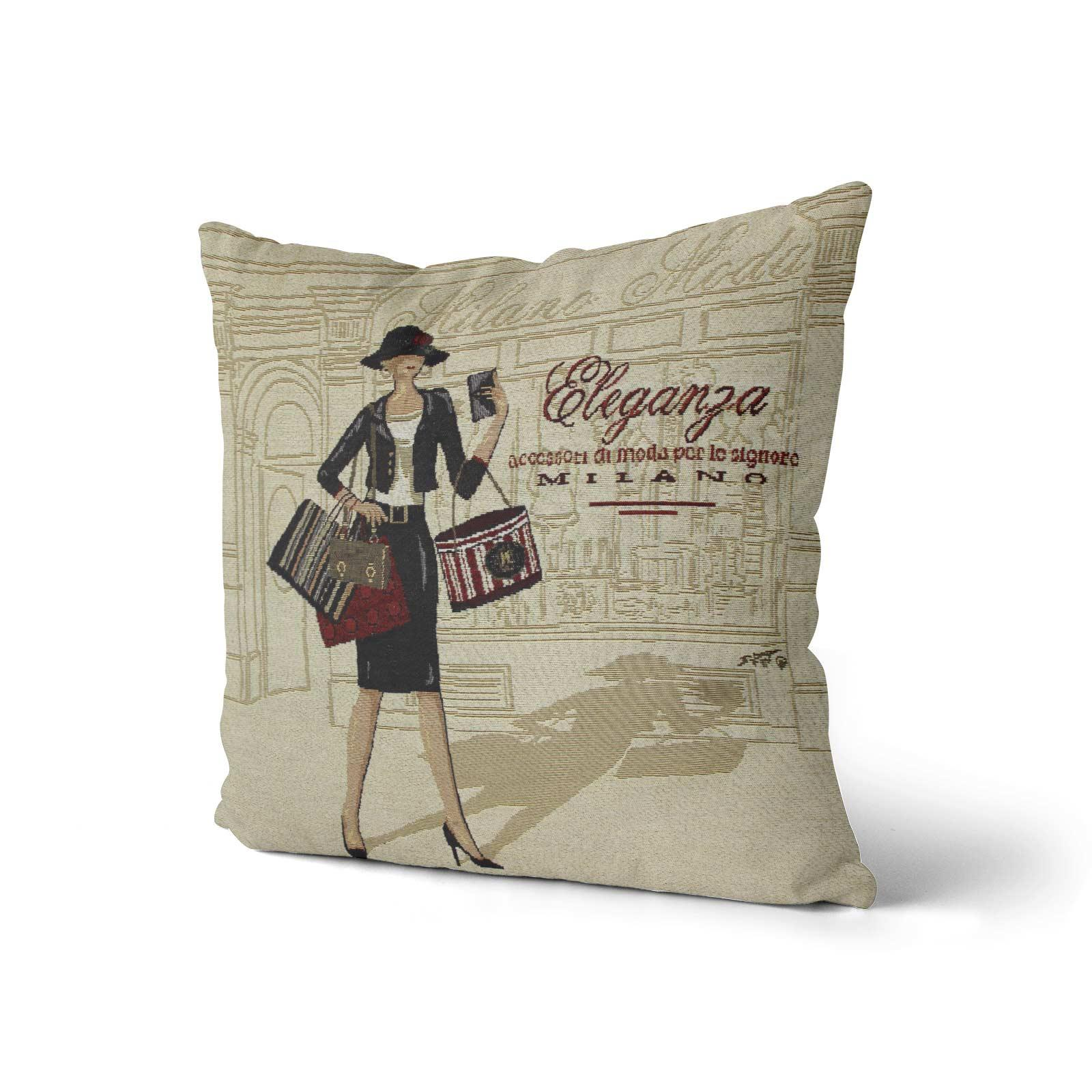 Tapestry-Cushion-Covers-Vintage-Pillow-Cover-Collection-18-034-45cm-Filled-Cushions thumbnail 120