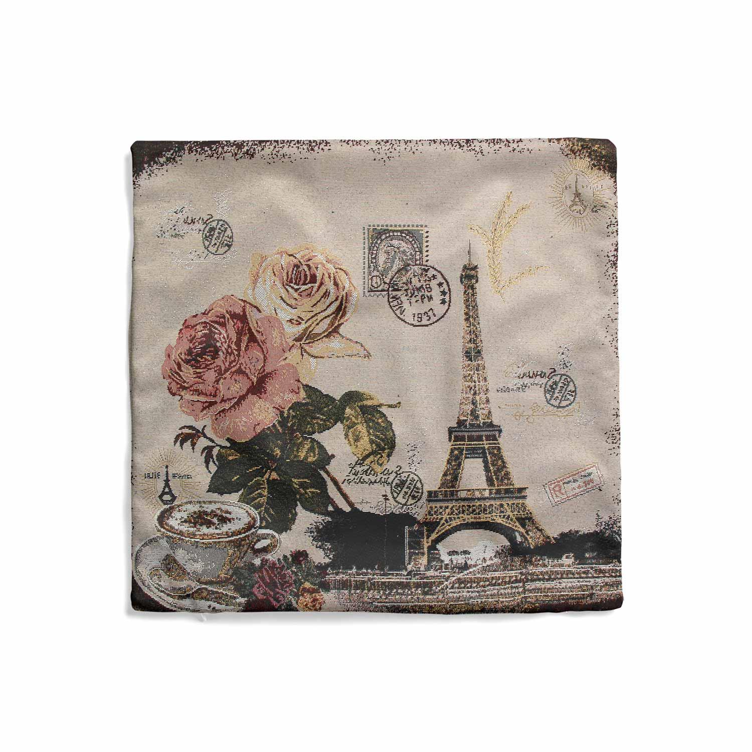 Tapestry-Cushion-Covers-Vintage-Pillow-Cover-Collection-18-034-45cm-Filled-Cushions thumbnail 154