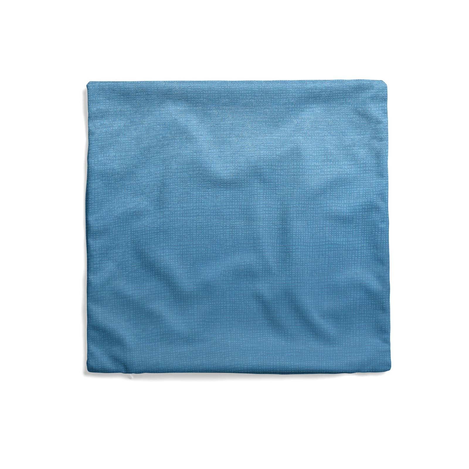 Teal-Blue-Duck-Egg-Cushion-Covers-18-034-x18-034-45cm-x-45cm-Luxury-Cover thumbnail 16