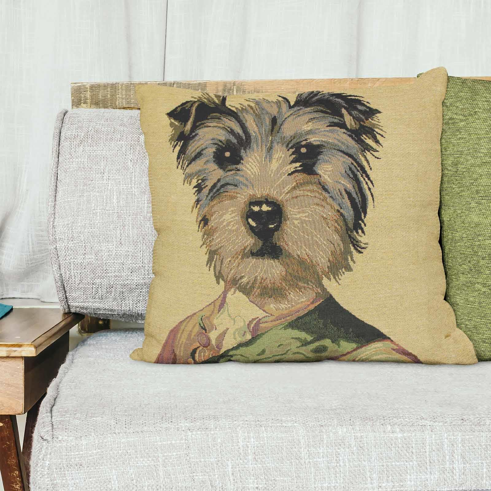 Tapestry-Cushion-Covers-Vintage-Pillow-Cover-Collection-18-034-45cm-Filled-Cushions thumbnail 31
