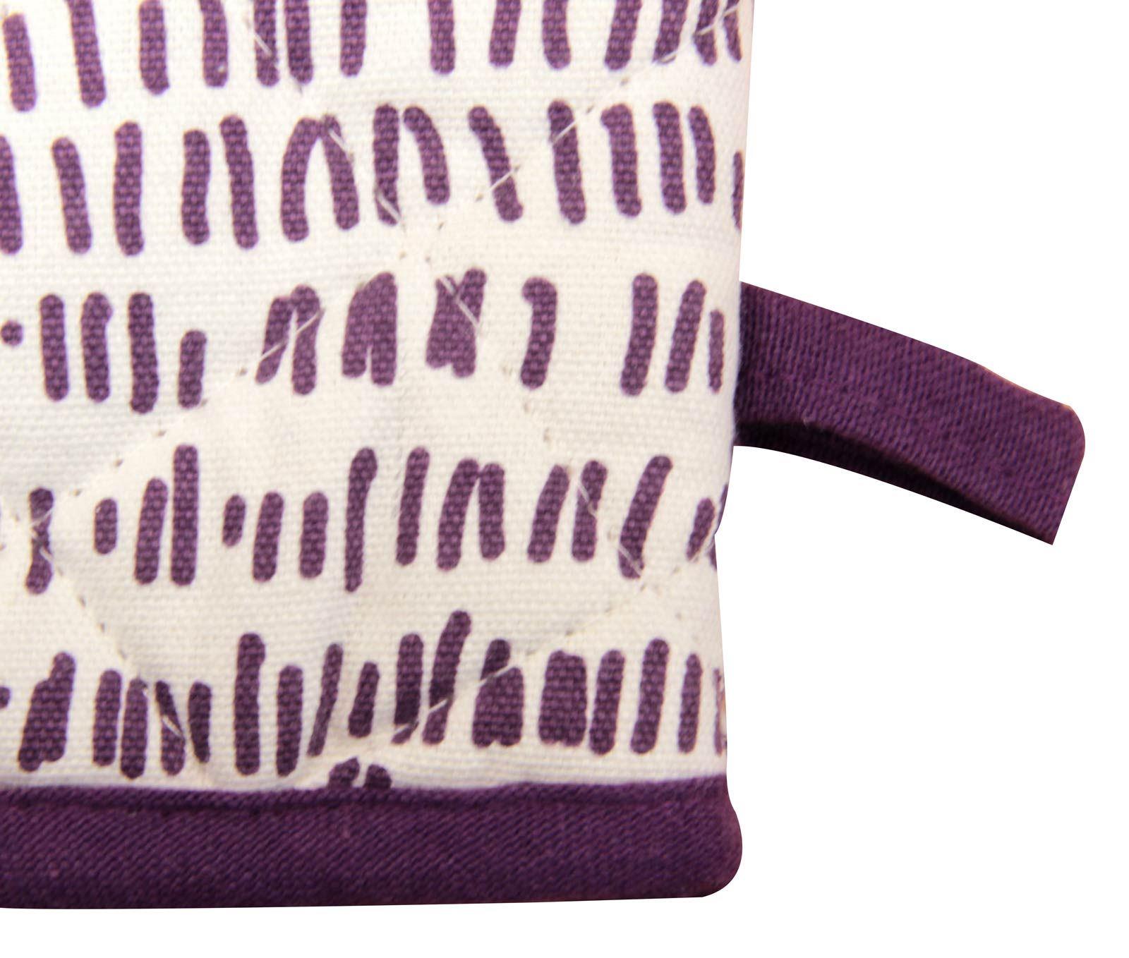 Four-Simple-Gants-100-Resistant-a-La-Chaleur-Coton-four-Gant-Moufles miniature 22