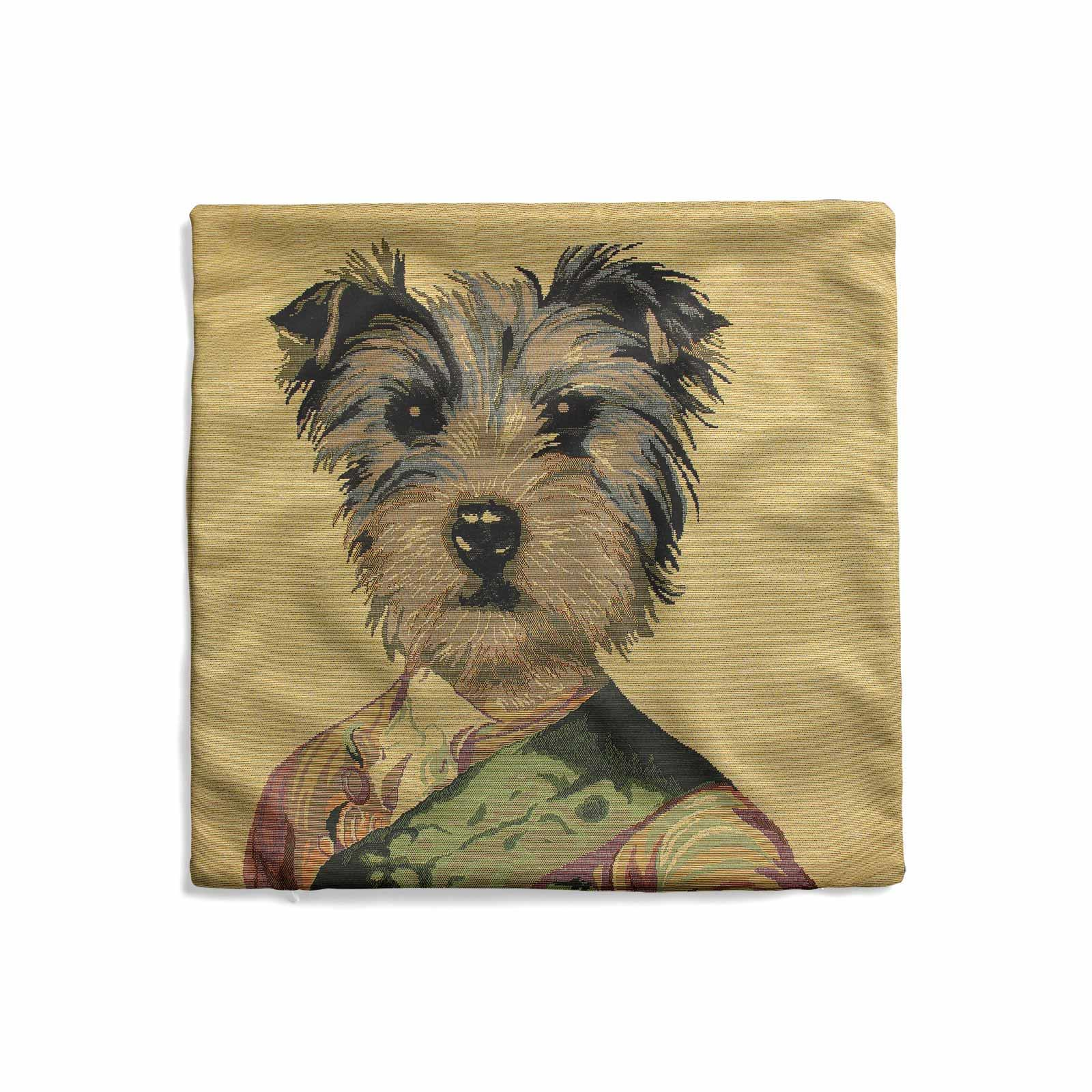 Tapestry-Cushion-Covers-Vintage-Pillow-Cover-Collection-18-034-45cm-Filled-Cushions thumbnail 28