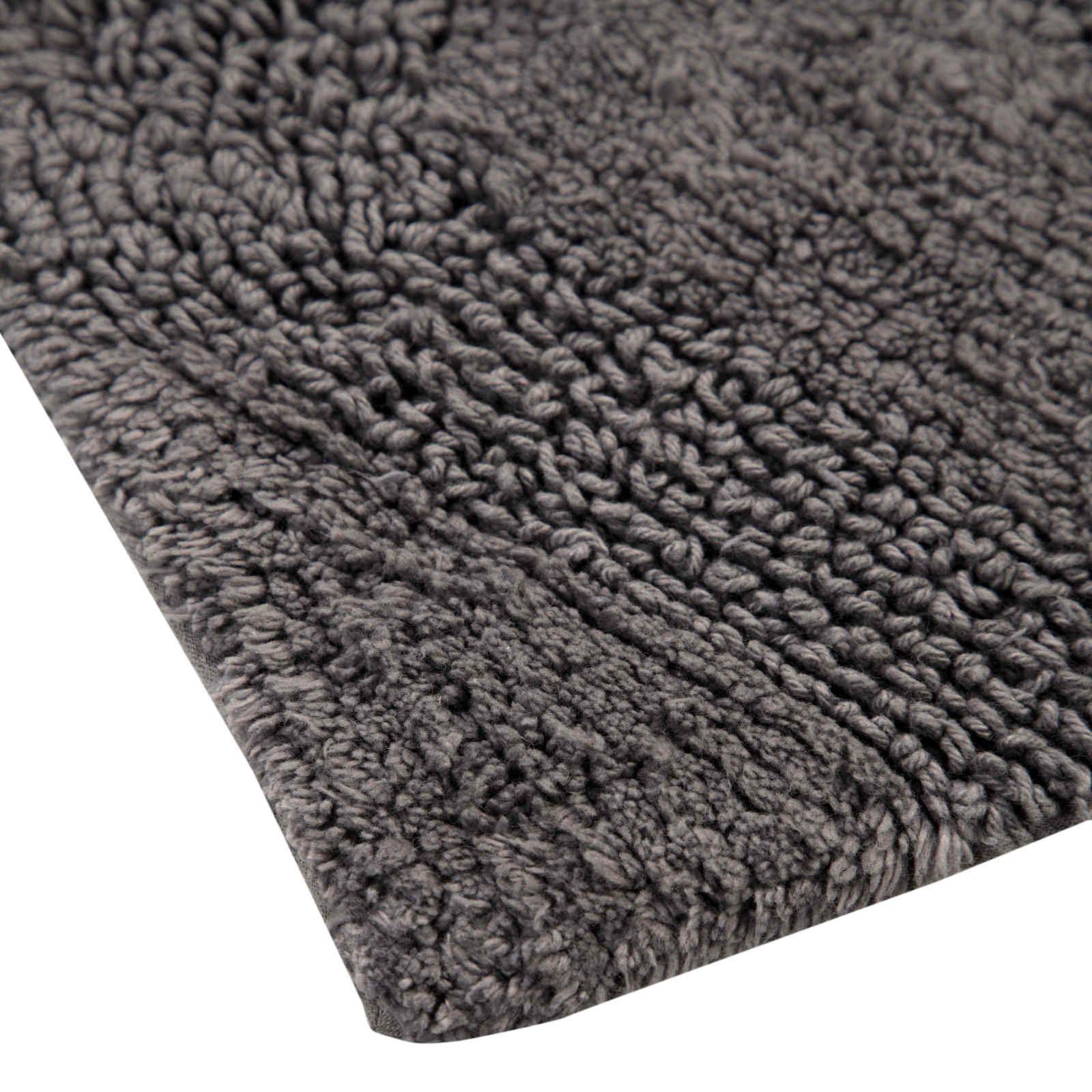 Bathroom Rugs Modern: Chevron 100% Cotton Modern Bath Mat Luxury Shower Mats