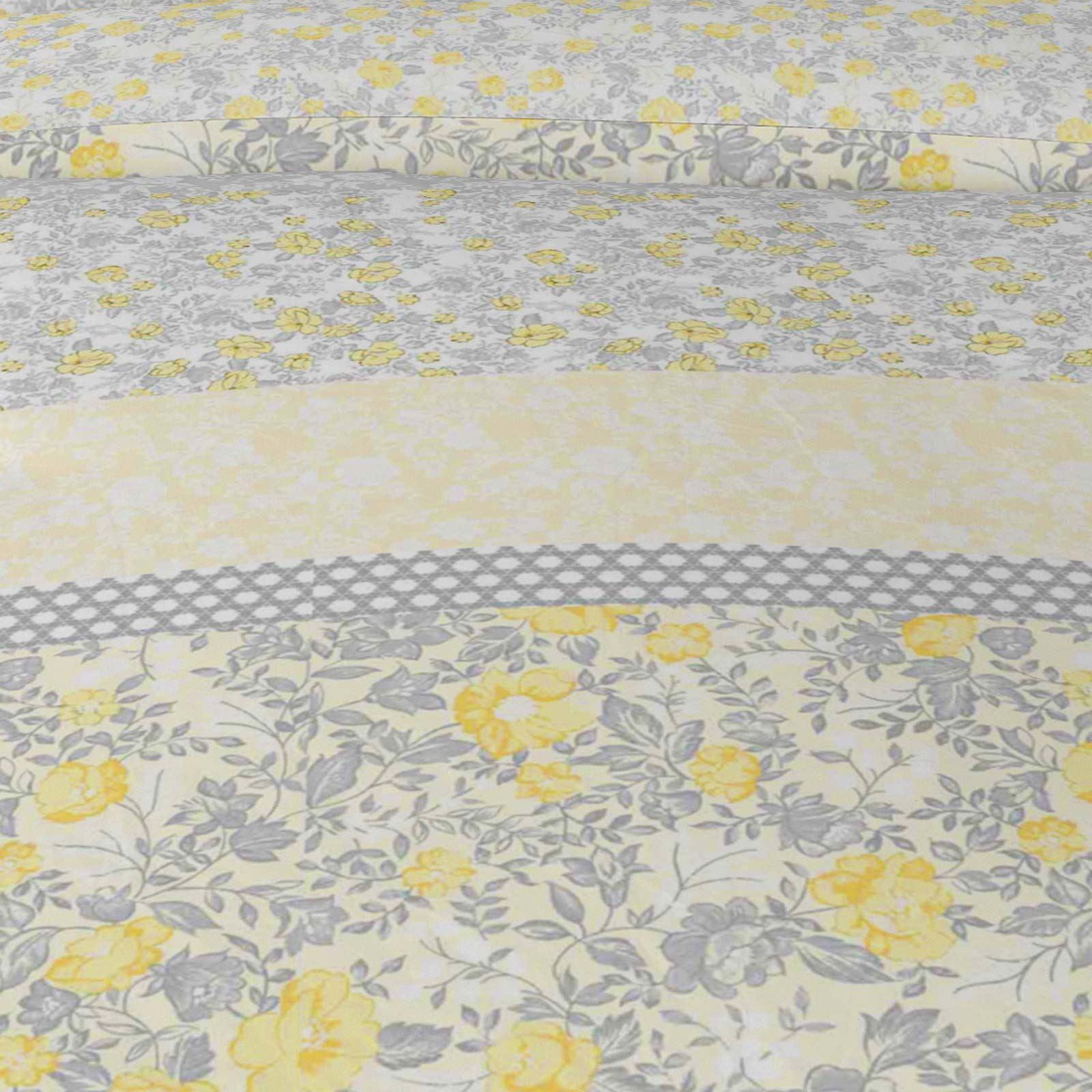 Mostaza-amarillo-ocre-Funda-de-edredon-impreso-Edredon-juego-ropa-de-cama-cubre-conjuntos miniatura 19