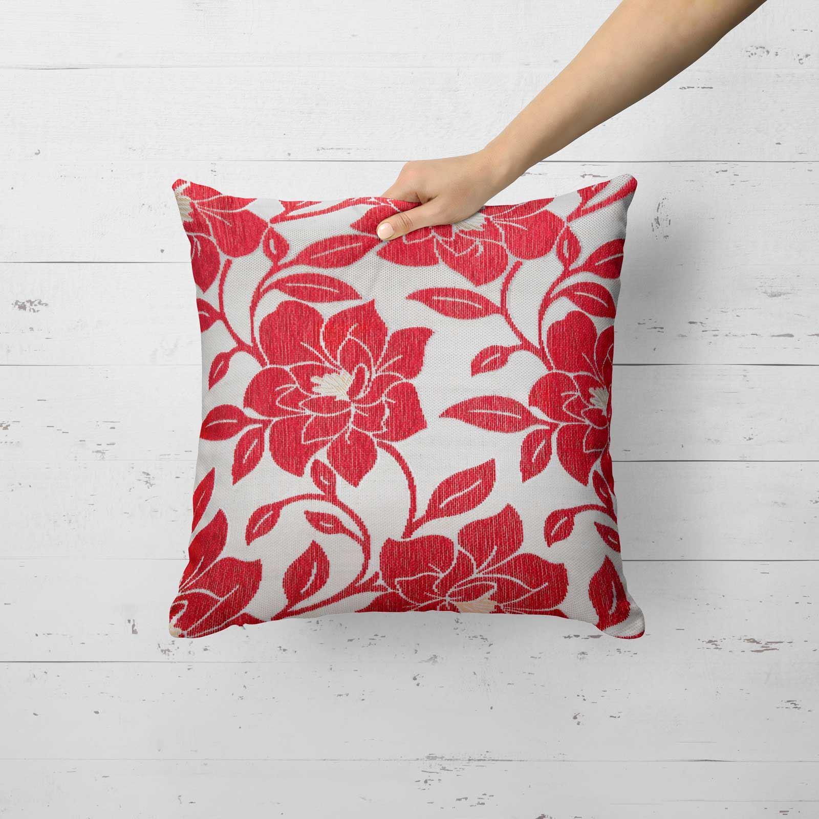 Vino-Tinto-Cushion-Covers-Coleccion-17-034-18-034-43cm-45cm-Cubierta miniatura 53