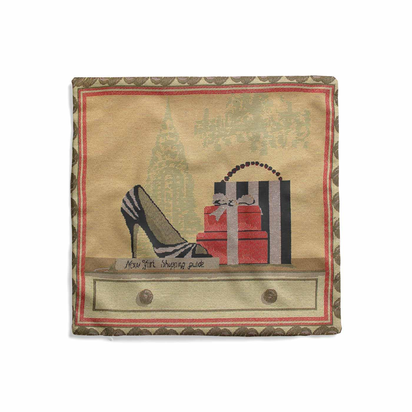 Tapestry-Cushion-Covers-Vintage-Pillow-Cover-Collection-18-034-45cm-Filled-Cushions thumbnail 144