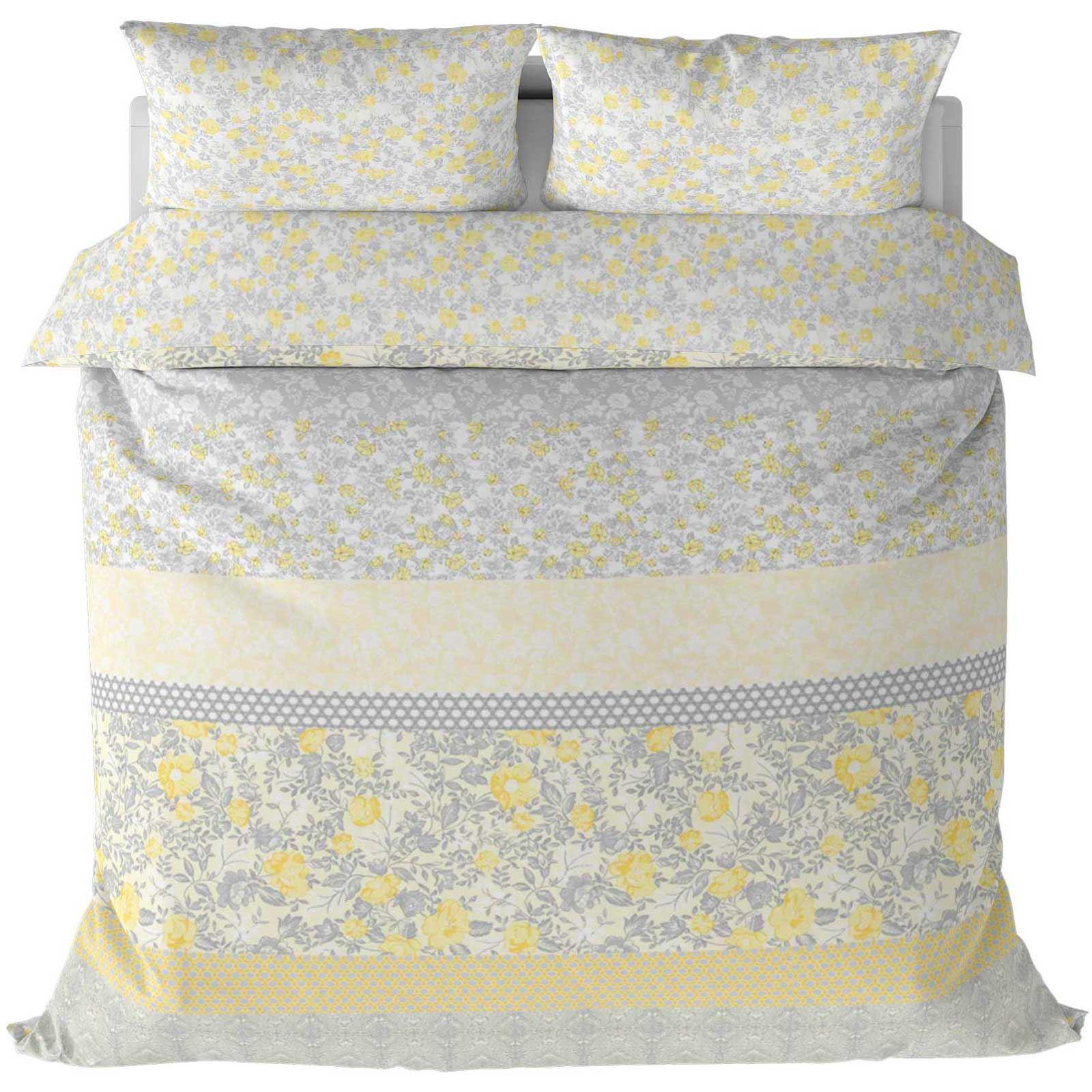 Mostaza-amarillo-ocre-Funda-de-edredon-impreso-Edredon-juego-ropa-de-cama-cubre-conjuntos miniatura 22