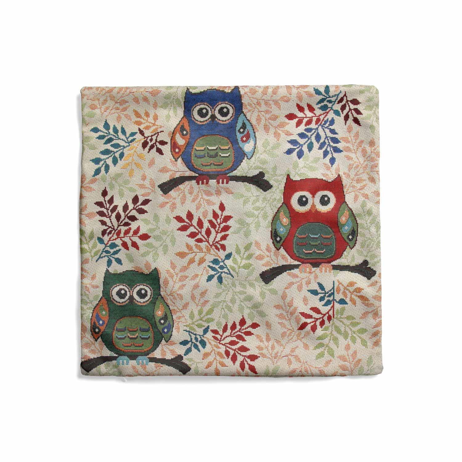 Tapestry-Cushion-Covers-Vintage-Pillow-Cover-Collection-18-034-45cm-Filled-Cushions thumbnail 205