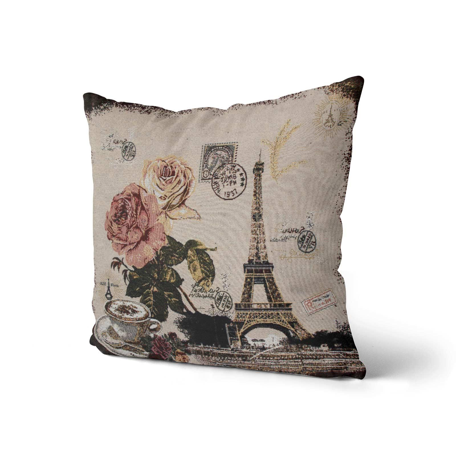 Tapestry-Cushion-Covers-Vintage-Pillow-Cover-Collection-18-034-45cm-Filled-Cushions thumbnail 155