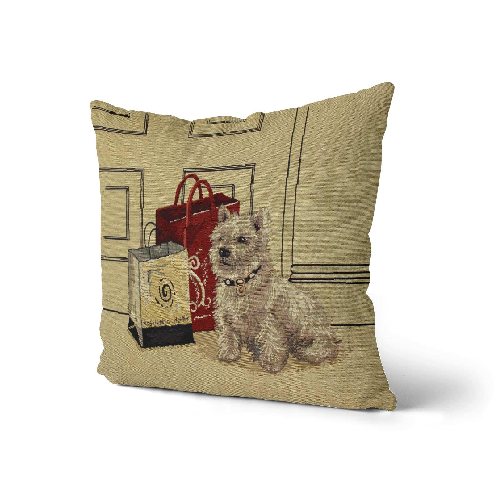 Tapestry-Cushion-Covers-Vintage-Pillow-Cover-Collection-18-034-45cm-Filled-Cushions thumbnail 171