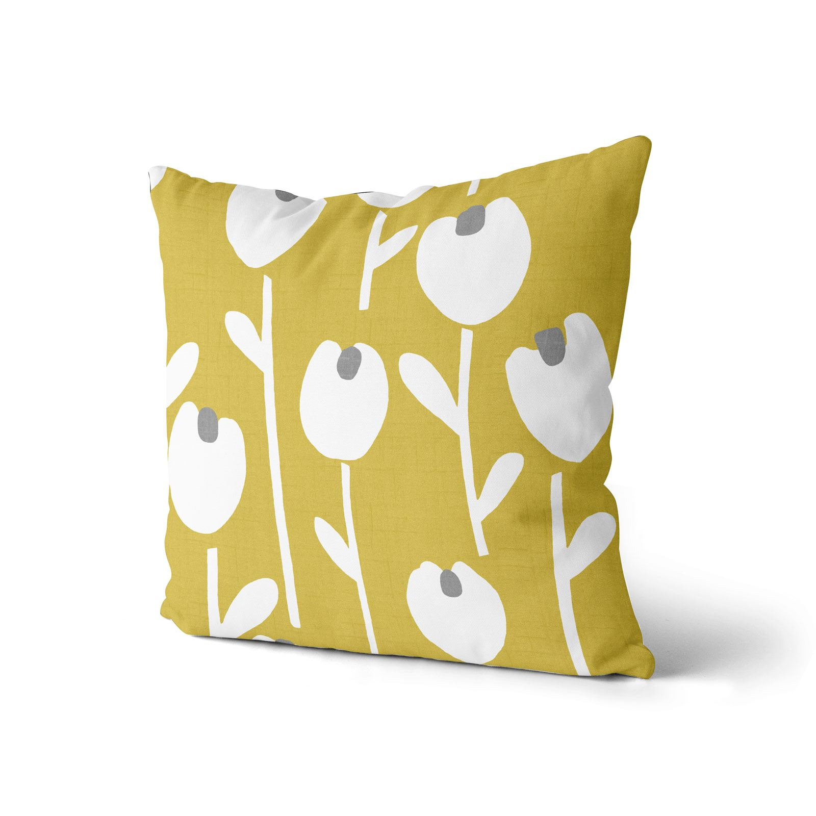 Grey-Ochre-Mustard-Cushion-Cover-Collection-17-034-18-034-Covers-Filled-Cushions thumbnail 11