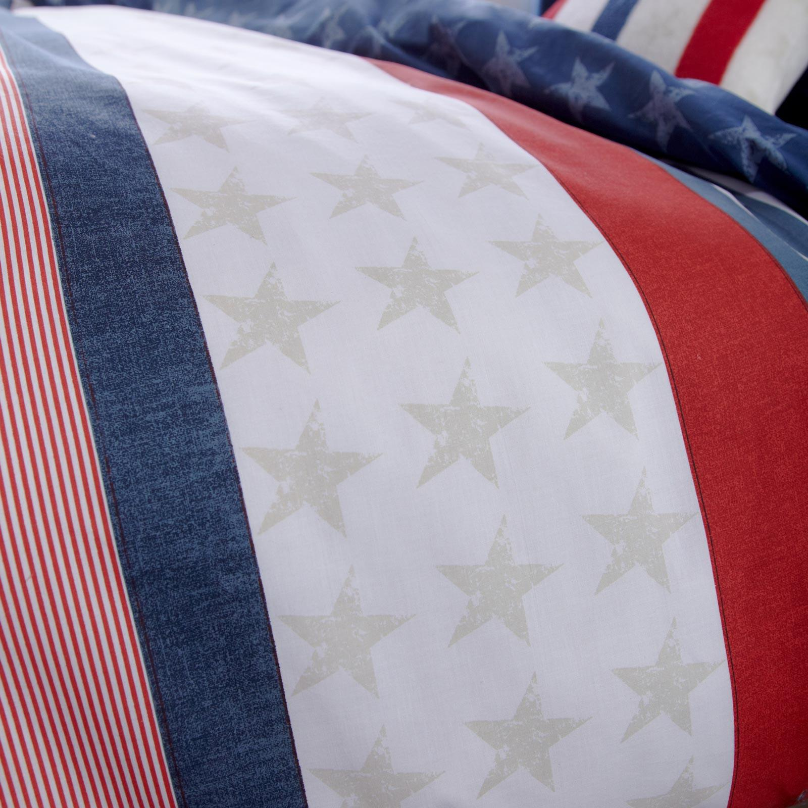 Catherine Lansfield Stars and Stripes
