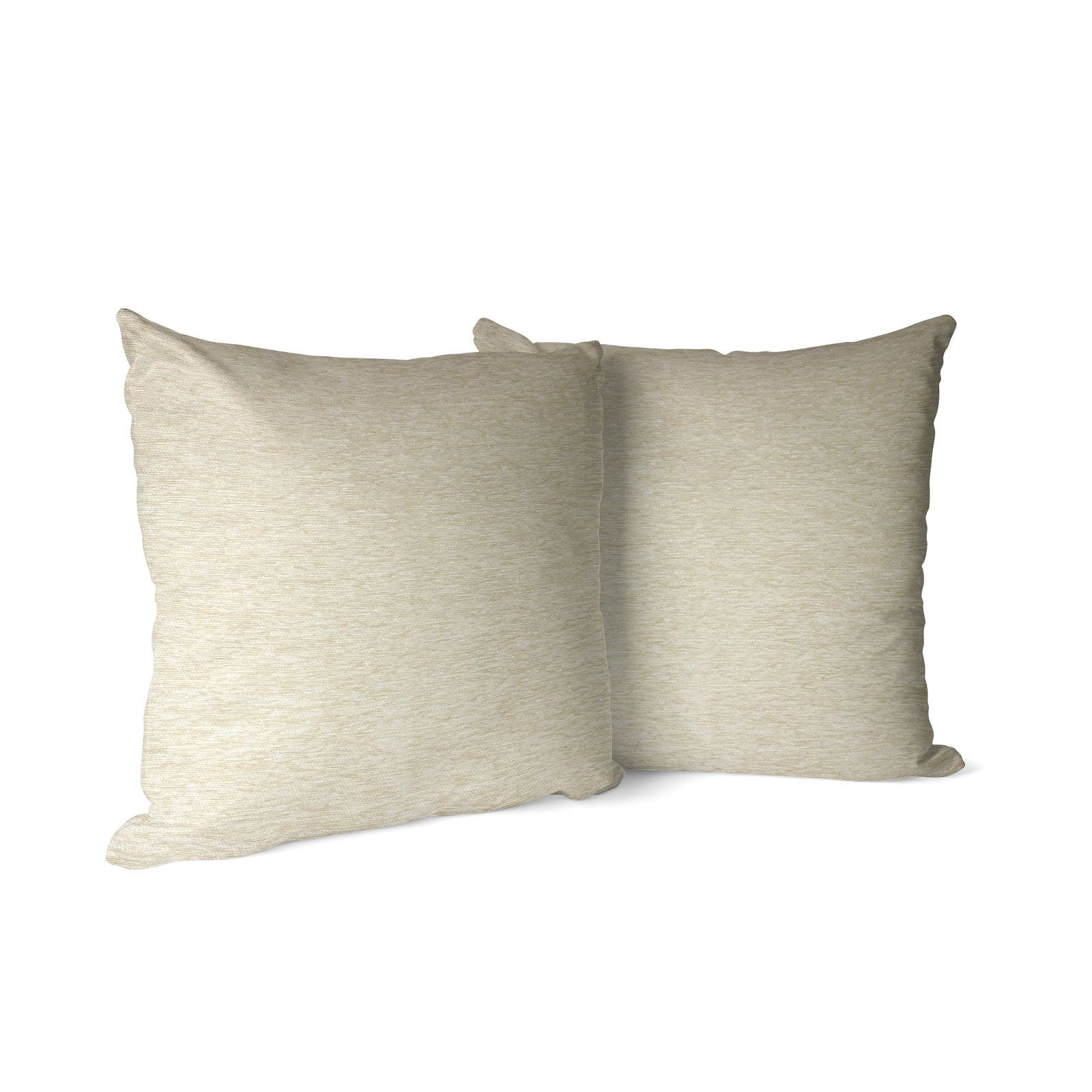 Set-of-2-Chenille-Cushion-Covers-Luxury-Plain-Cushions-Cover-Pairs-18-034-x-18-034 thumbnail 34