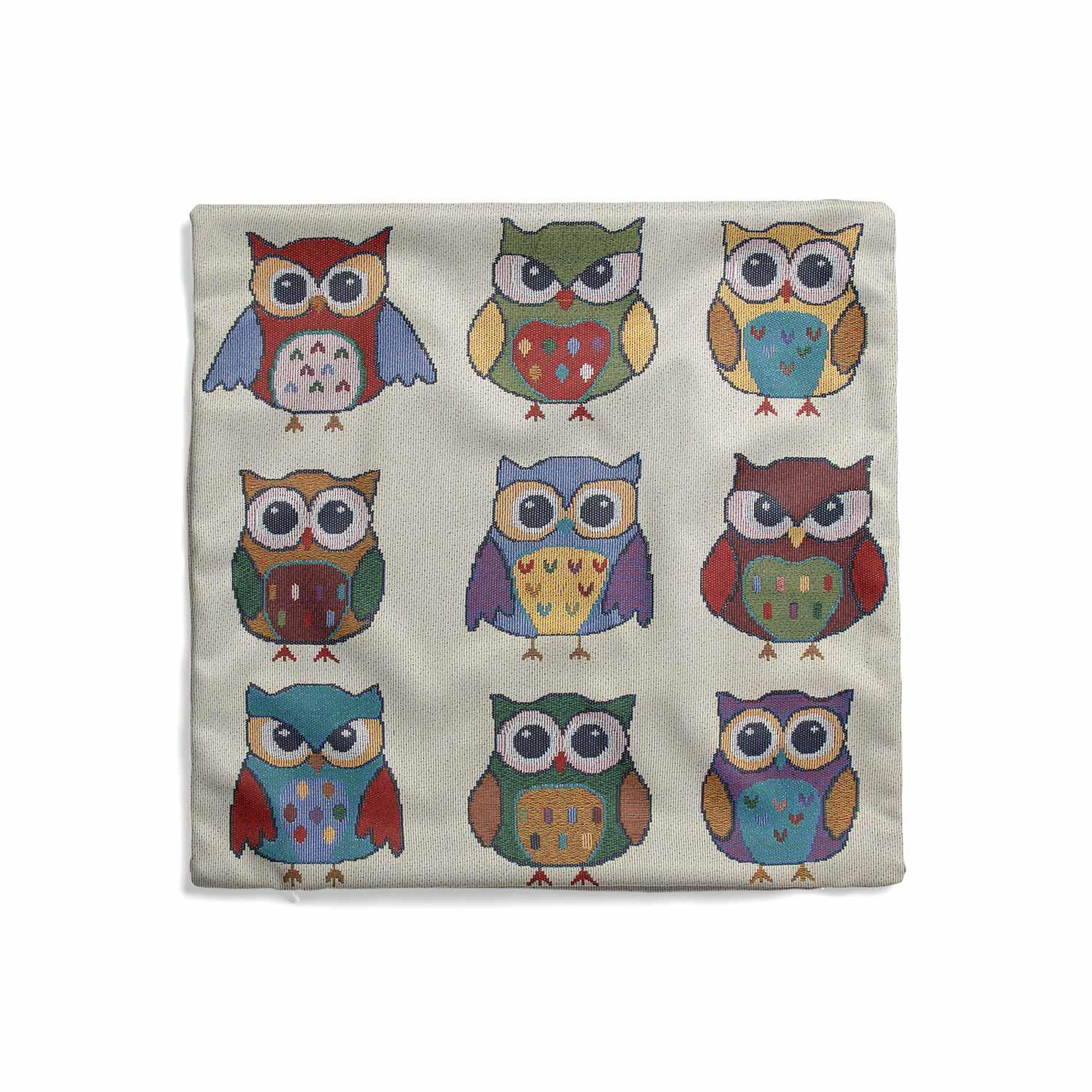 Tapestry-Cushion-Covers-Vintage-Pillow-Cover-Collection-18-034-45cm-Filled-Cushions thumbnail 159