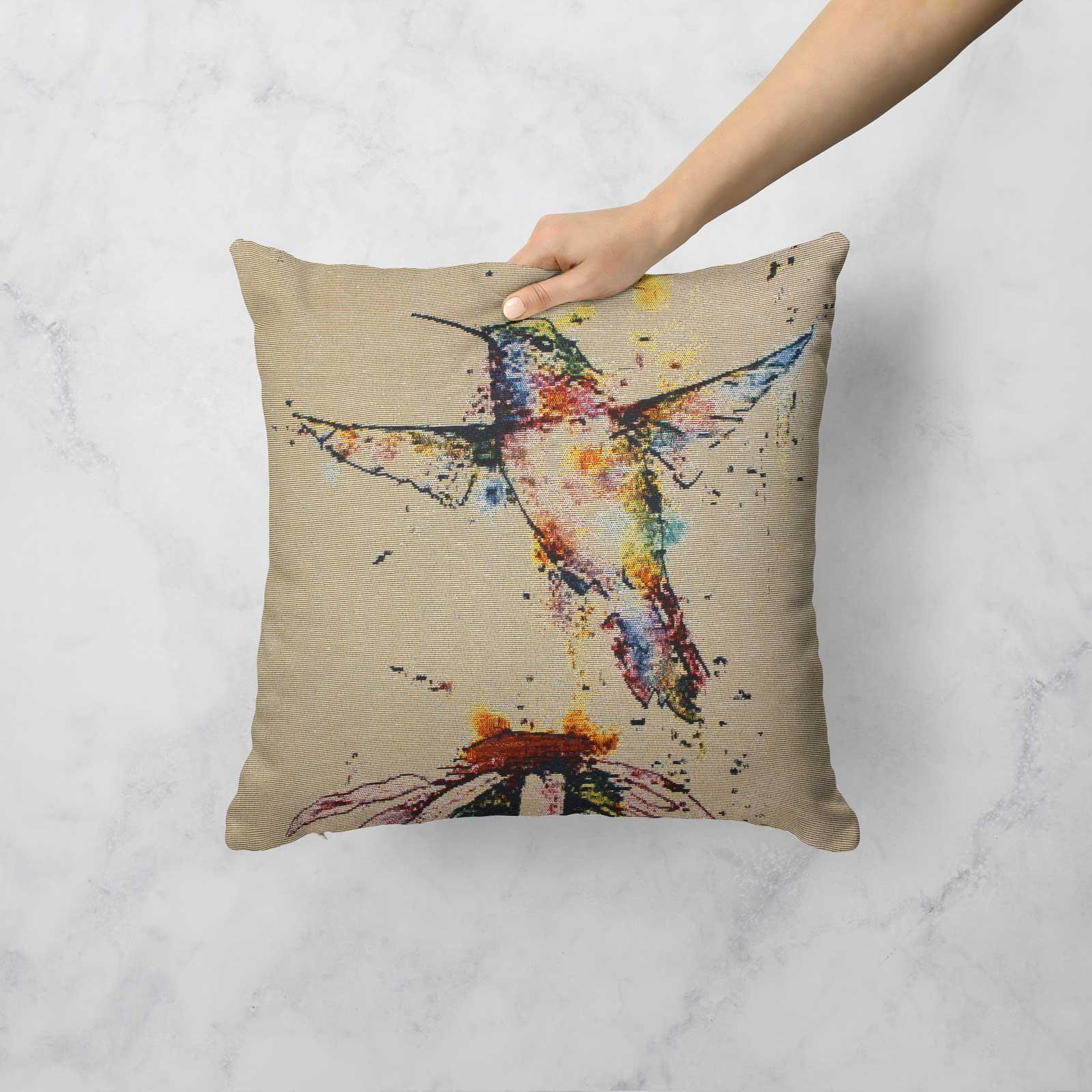 Tapestry-Cushion-Covers-Vintage-Pillow-Cover-Collection-18-034-45cm-Filled-Cushions thumbnail 85