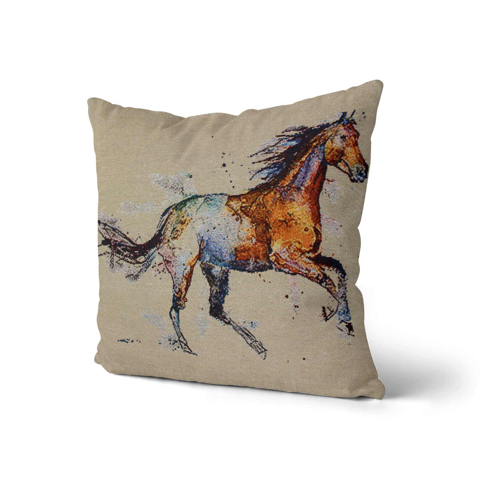 Tapestry-Cushion-Covers-Vintage-Pillow-Cover-Collection-18-034-45cm-Filled-Cushions thumbnail 74