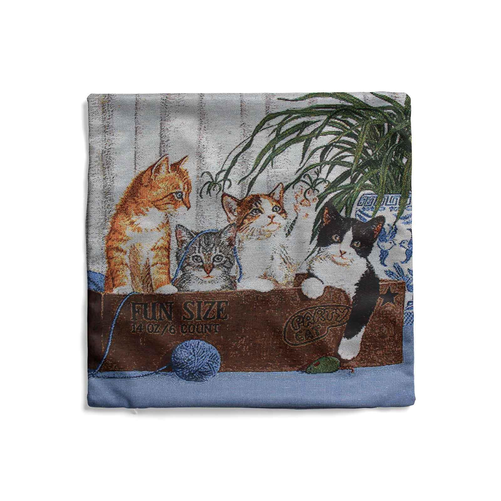Tapestry-Cushion-Covers-Vintage-Pillow-Cover-Collection-18-034-45cm-Filled-Cushions thumbnail 98