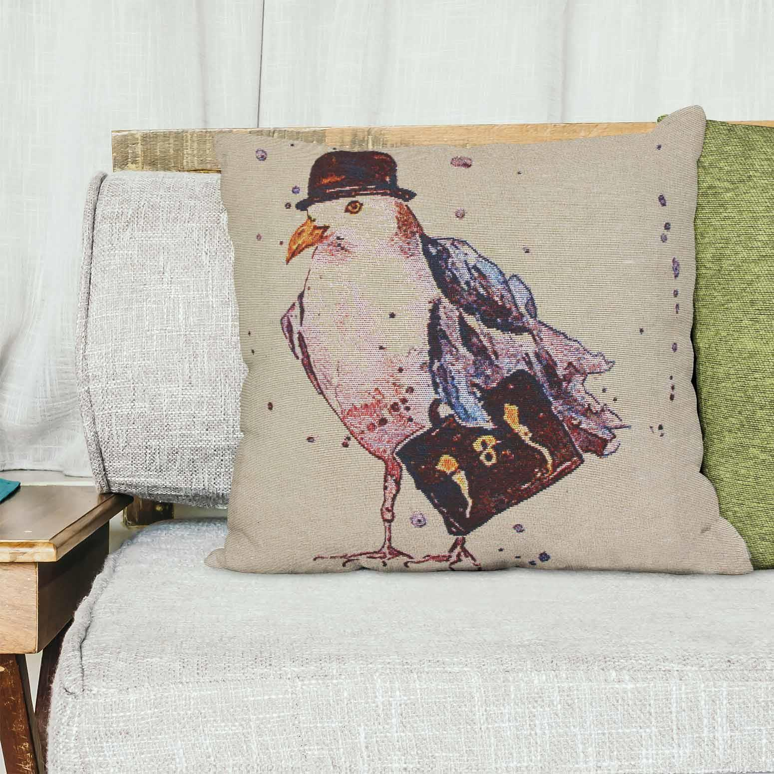 Tapestry-Cushion-Covers-Vintage-Pillow-Cover-Collection-18-034-45cm-Filled-Cushions thumbnail 142