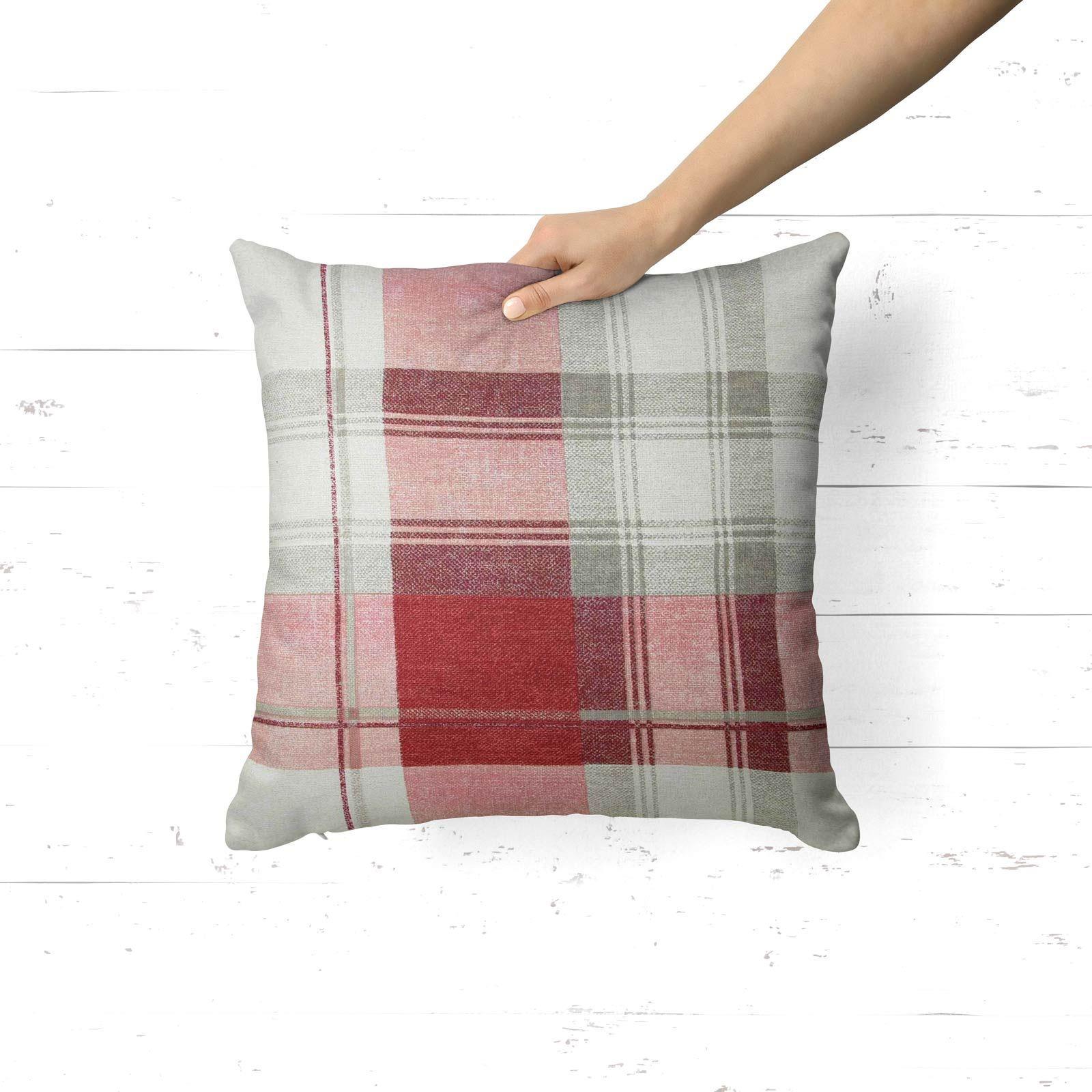 Vino-Tinto-Cushion-Covers-Coleccion-17-034-18-034-43cm-45cm-Cubierta miniatura 39