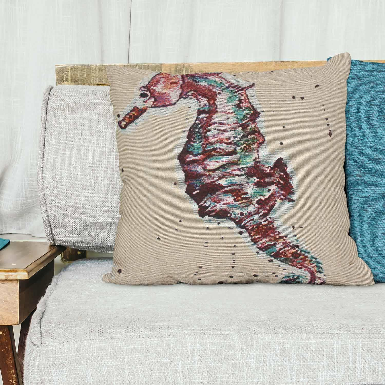Tapestry-Cushion-Covers-Vintage-Pillow-Cover-Collection-18-034-45cm-Filled-Cushions thumbnail 183