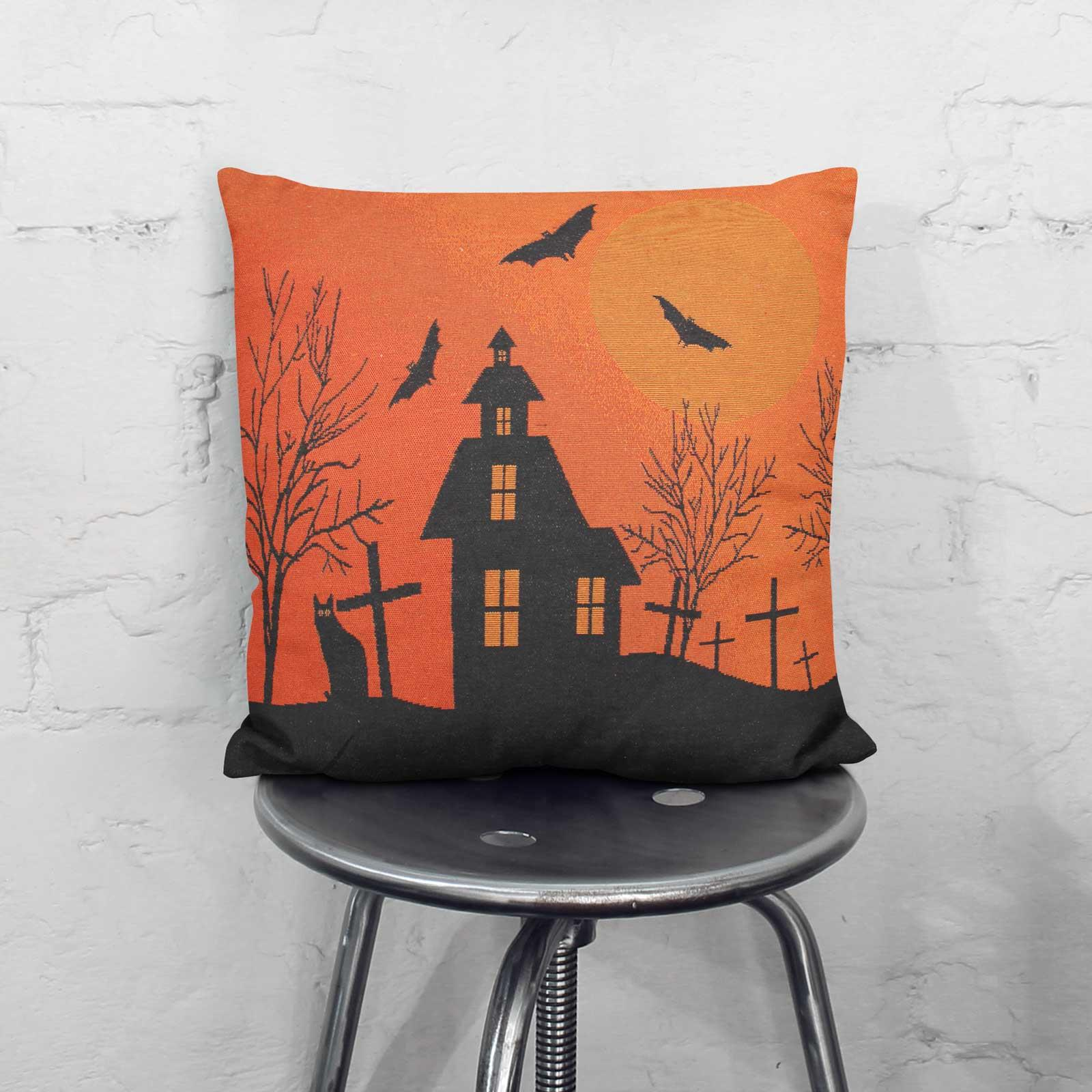 Tapestry-Cushion-Covers-Vintage-Pillow-Cover-Collection-18-034-45cm-Filled-Cushions thumbnail 66