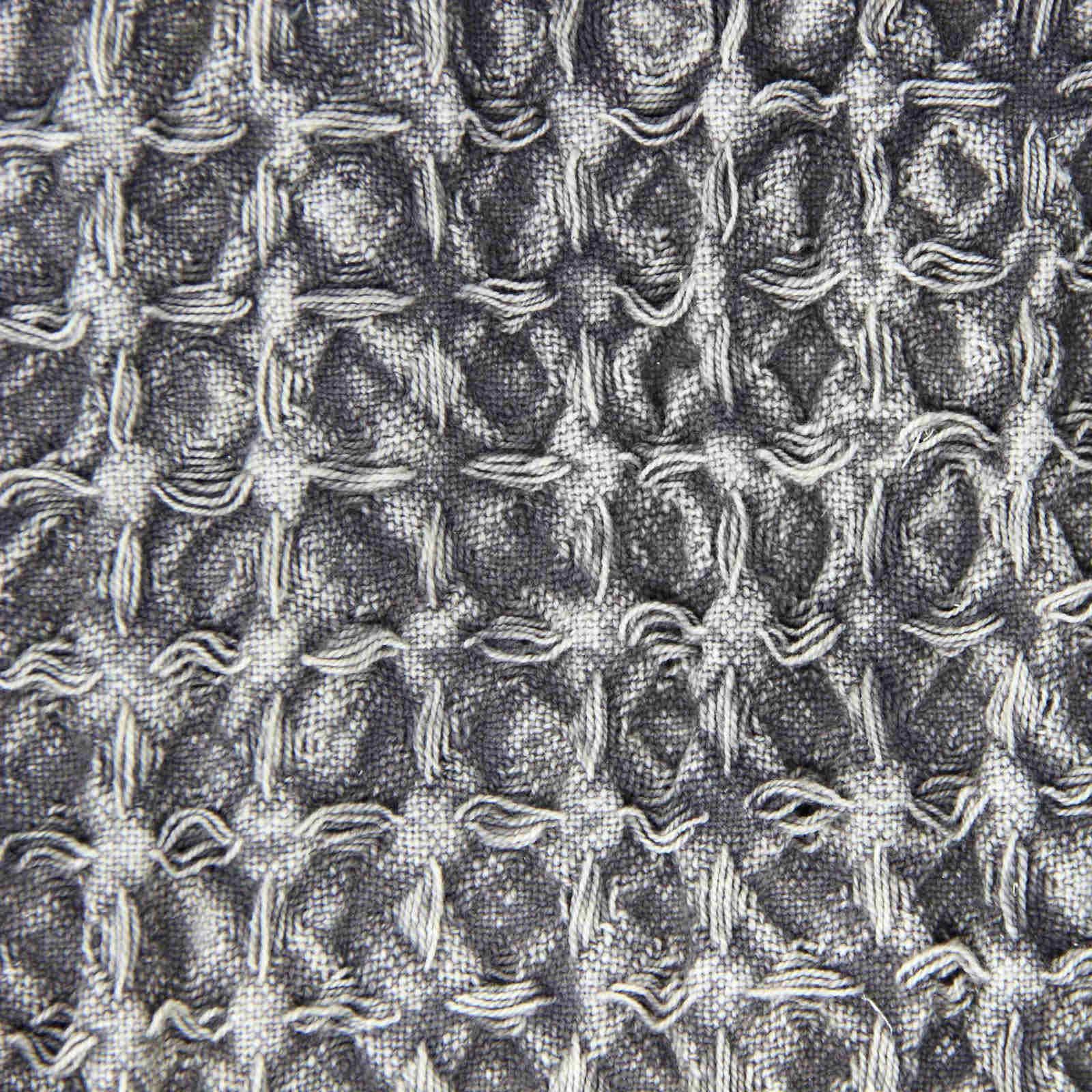 Oregon-Stonewash-Waffle-Throw-Modern-Distressed-Sofa-Bed-Blankets-100-Cotton thumbnail 12