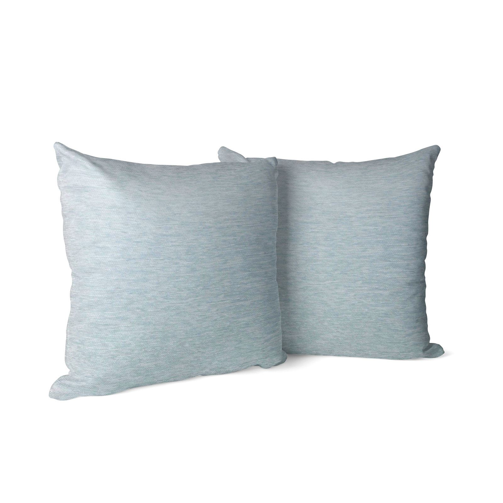 Set-of-2-Chenille-Cushion-Covers-Luxury-Plain-Cushions-Cover-Pairs-18-034-x-18-034 thumbnail 28