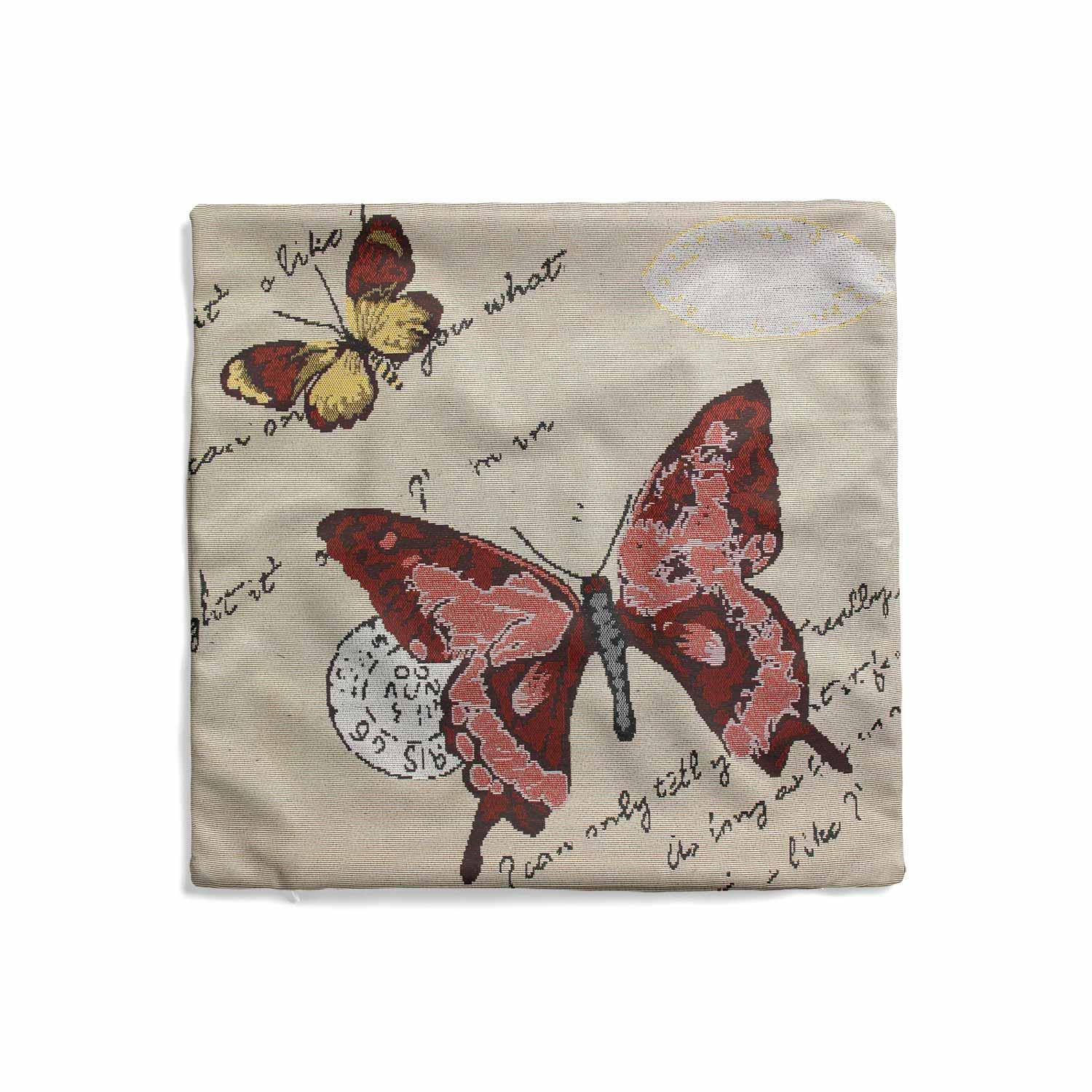 Tapestry-Cushion-Covers-Vintage-Pillow-Cover-Collection-18-034-45cm-Filled-Cushions thumbnail 13