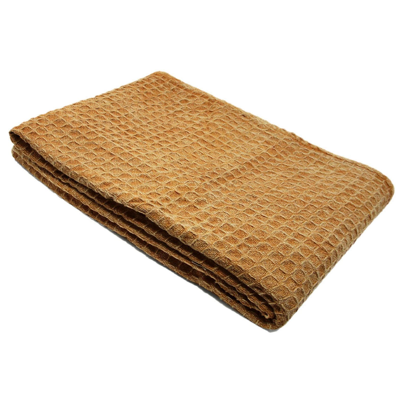 Oregon-Stonewash-Waffle-Throw-Modern-Distressed-Sofa-Bed-Blankets-100-Cotton thumbnail 21