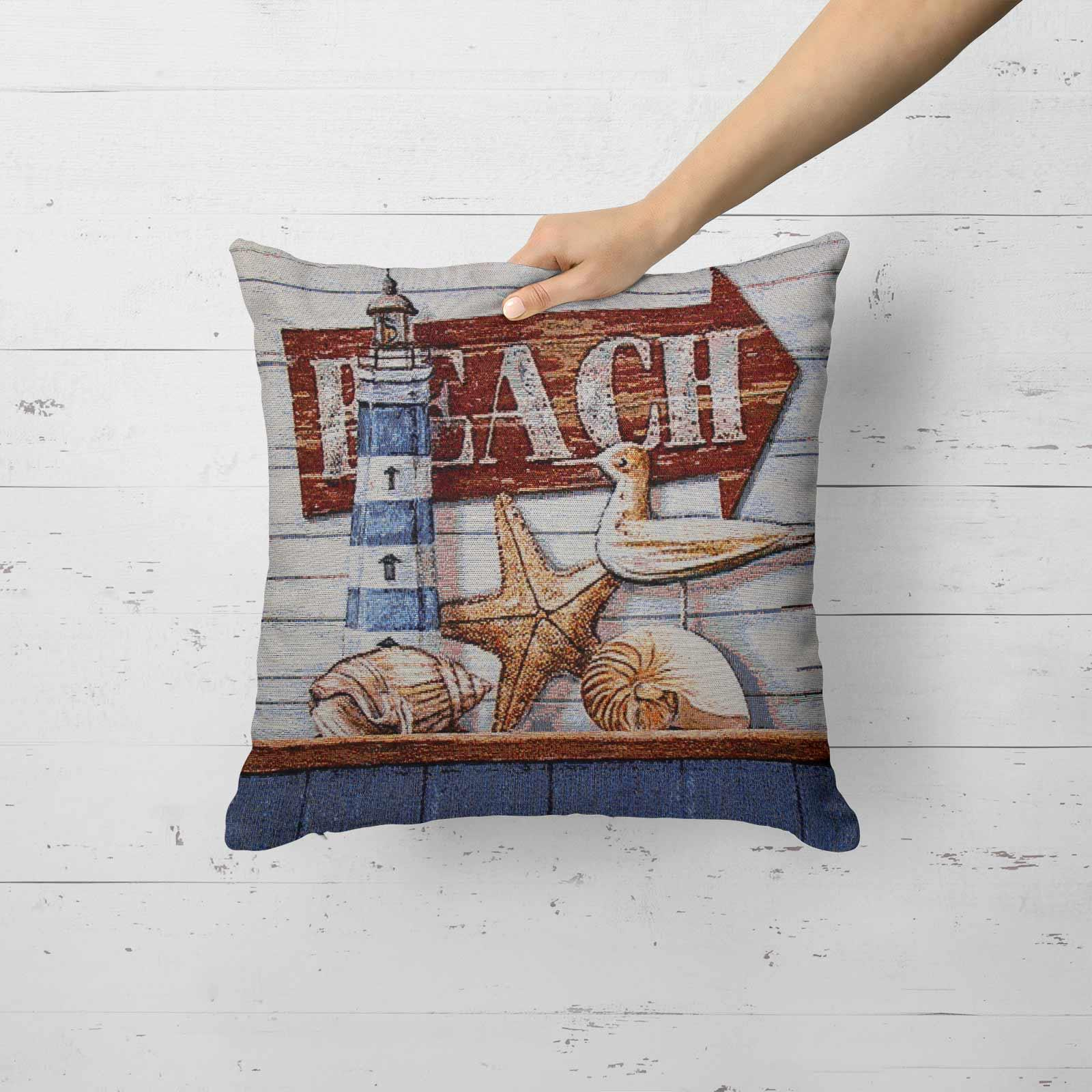 Tapestry-Cushion-Covers-Vintage-Pillow-Cover-Collection-18-034-45cm-Filled-Cushions thumbnail 10